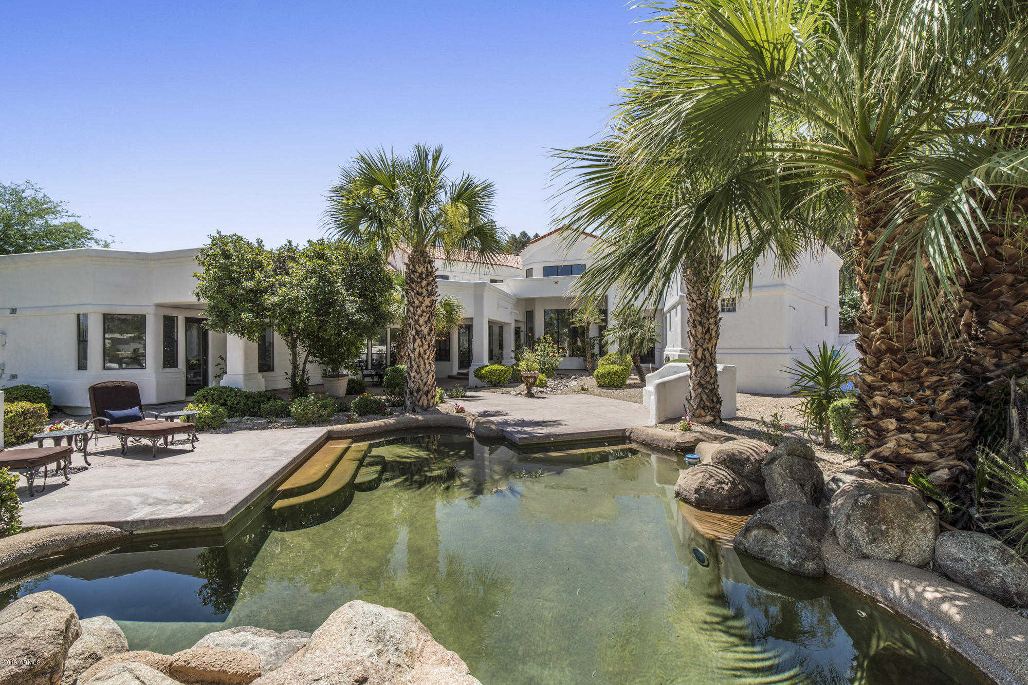 $1,945,000 - 5Br/5Ba - Home for Sale in George Portnoff Estates Lot 18a & 18b Lt 18a 18b, Paradise Valley