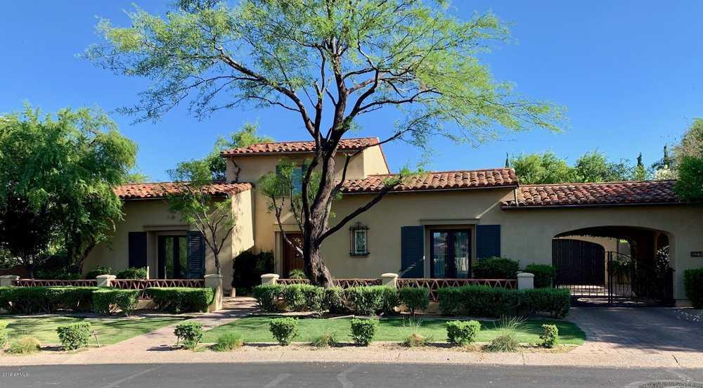8234 E Wing Shadow Road, Scottsdale, AZ