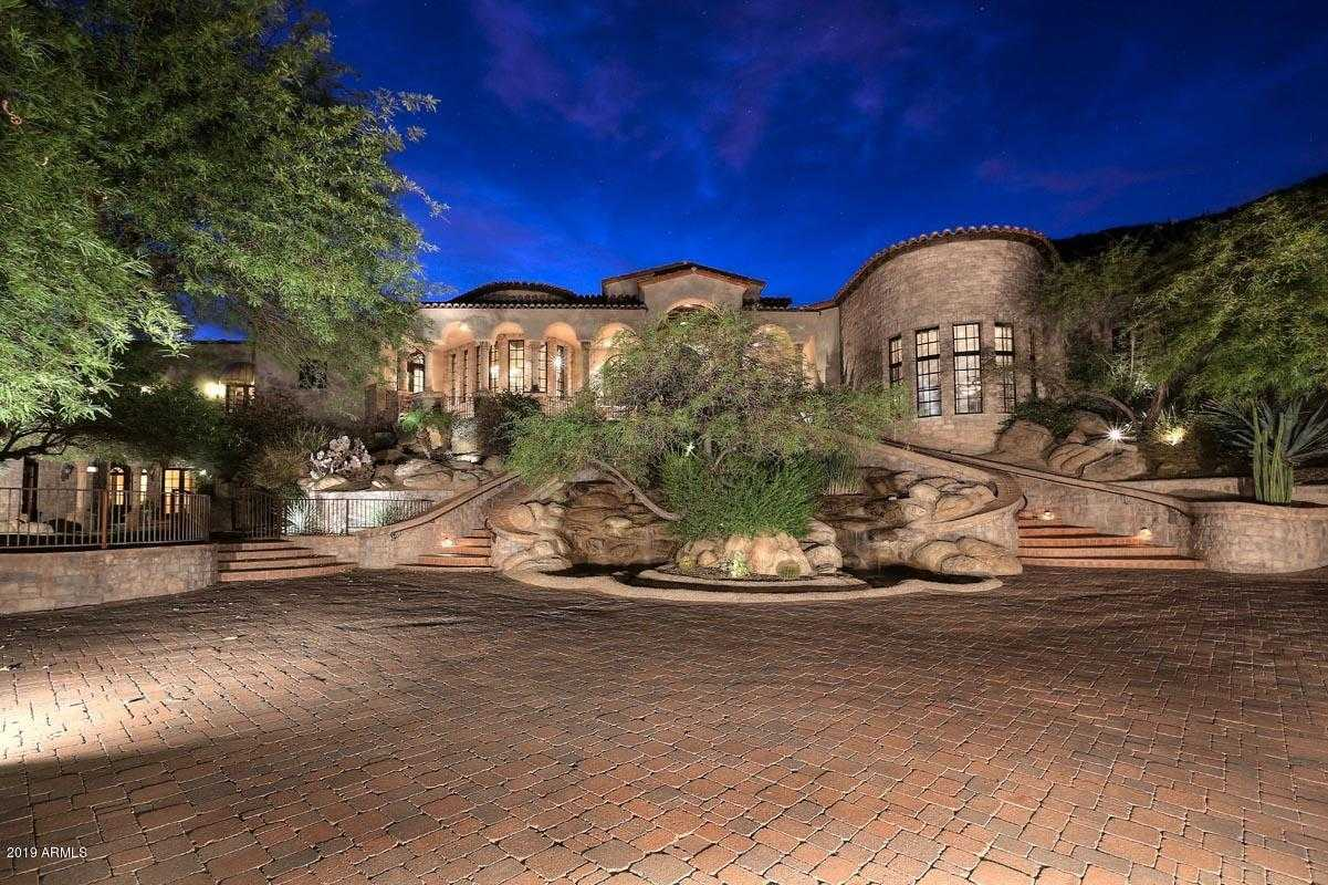$3,950,000 - 5Br/9Ba - Home for Sale in Ancala North Phase Three Part 3, Scottsdale