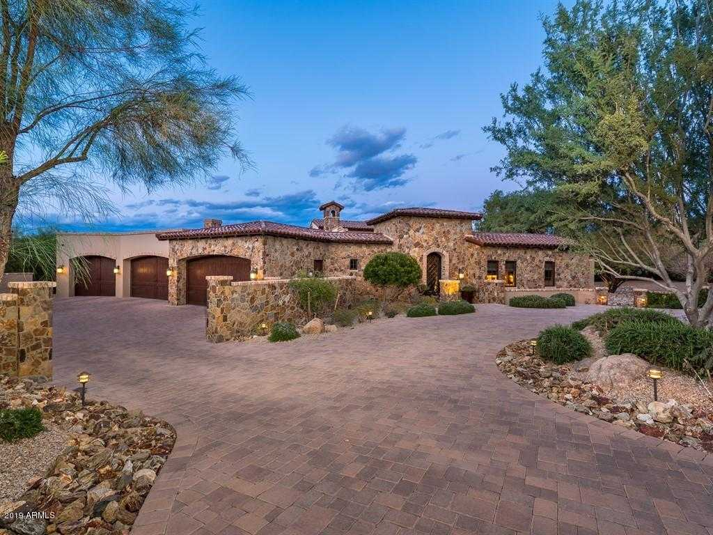 $3,595,000 - 5Br/6Ba - Home for Sale in Mummy Mountain Park Unit 2a, Paradise Valley