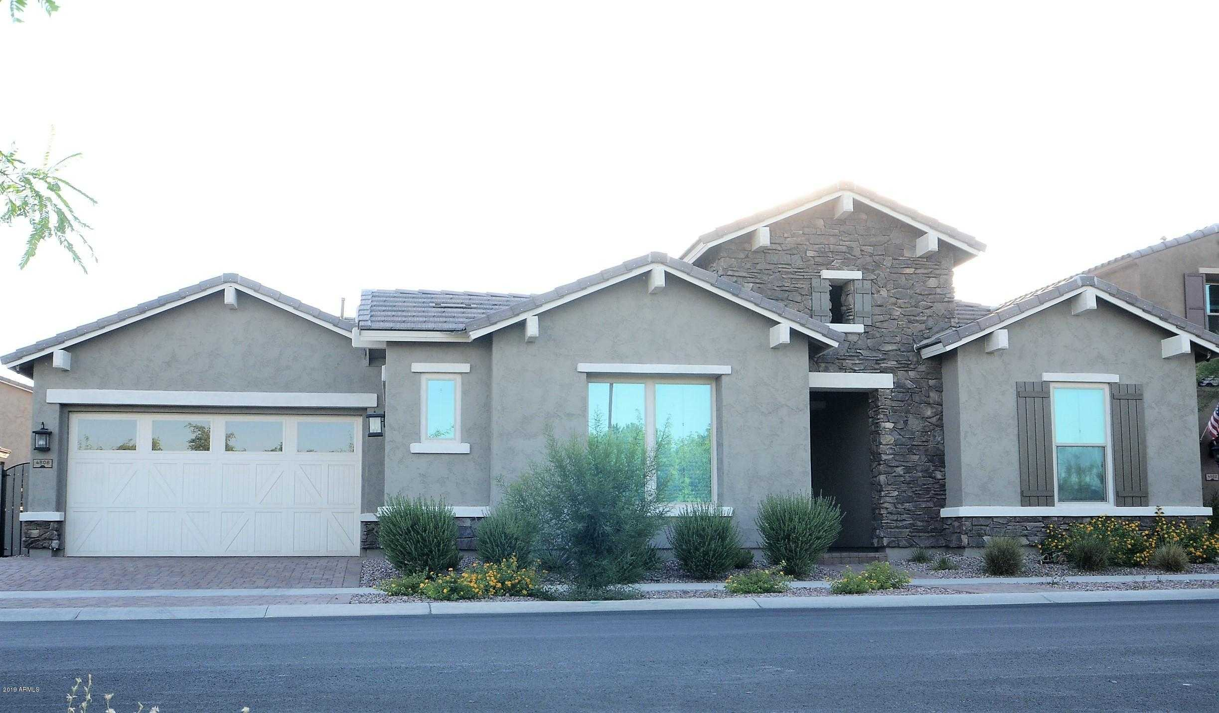 $500,000 - 4Br/4Ba - Home for Sale in Eastmark, Mesa