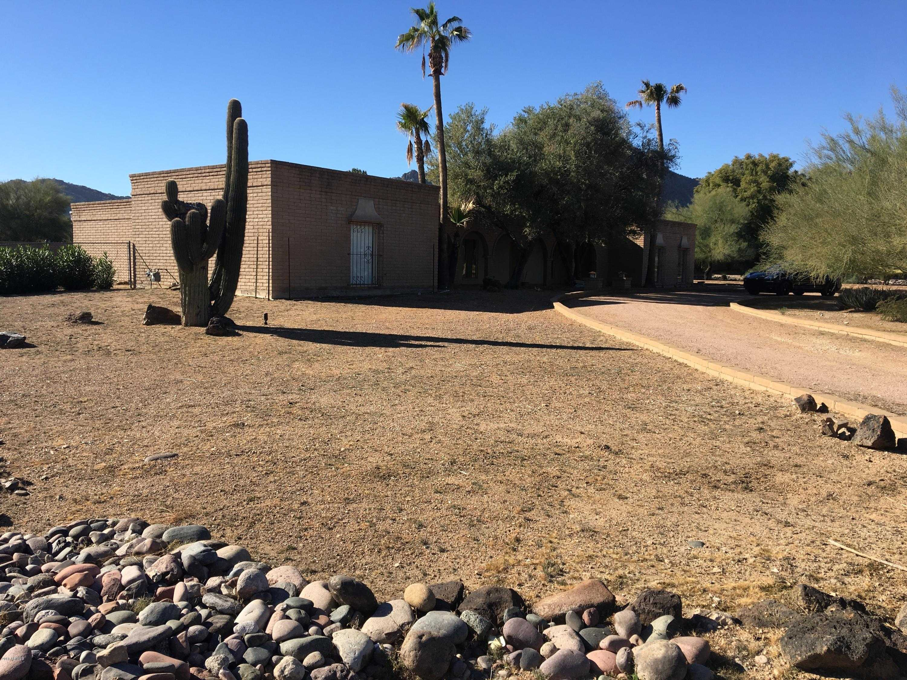 $1,099,500 - 4Br/3Ba - Home for Sale in Bret Hills, Paradise Valley
