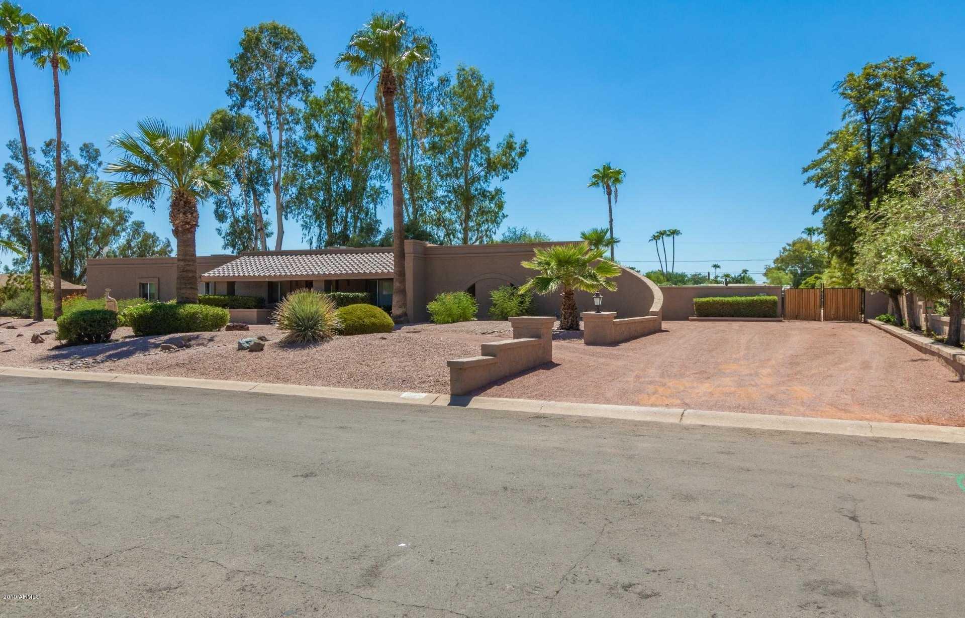 $850,000 - 5Br/3Ba - Home for Sale in Lor Villa Estates, Scottsdale