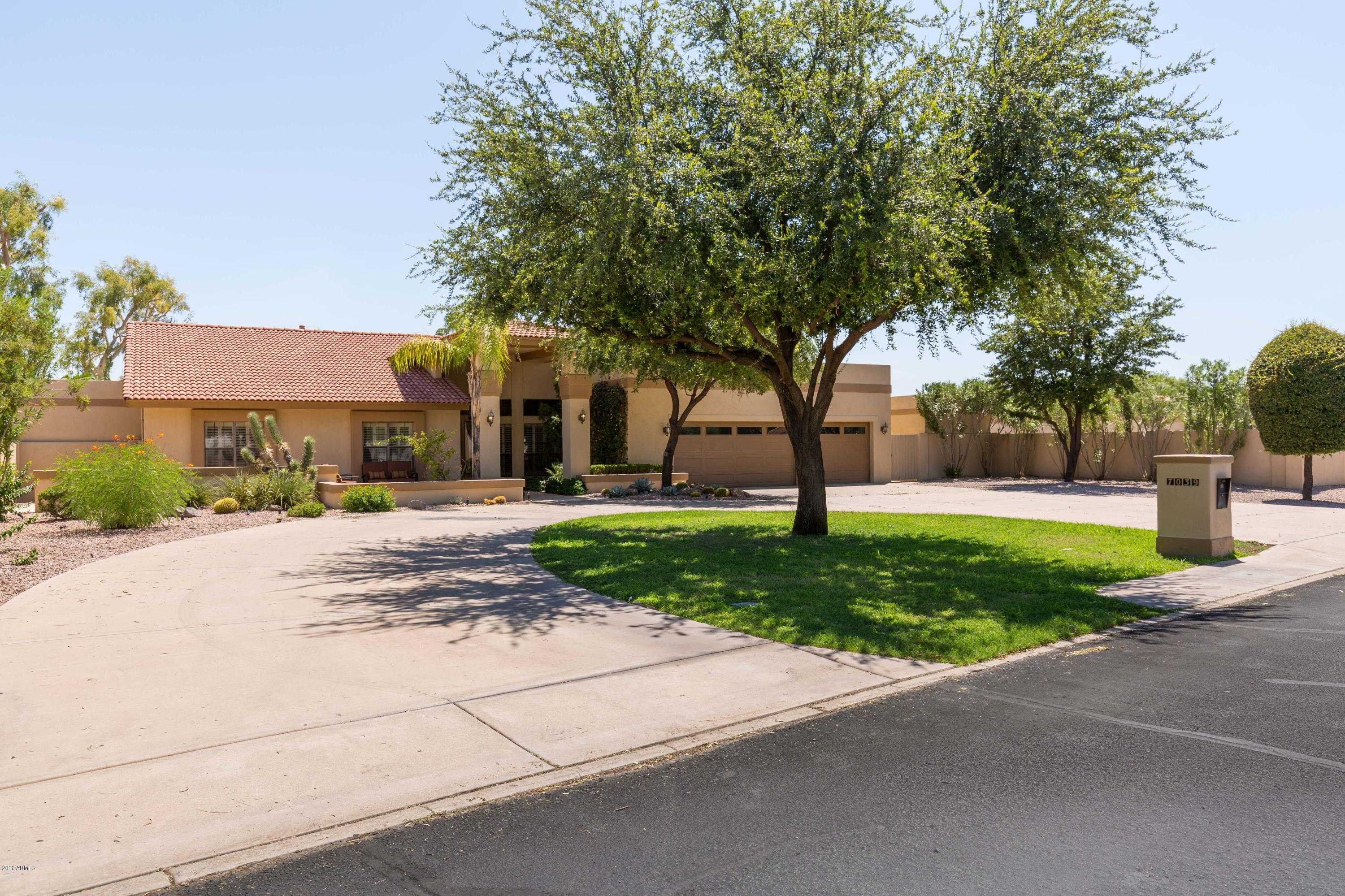 $1,275,000 - 4Br/3Ba - Home for Sale in Fanfol Manor, Paradise Valley