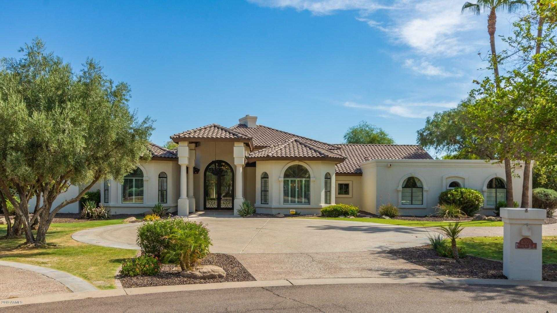 $2,300,000 - 5Br/7Ba - Home for Sale in Rodeo Estates Lot 1-5, Paradise Valley
