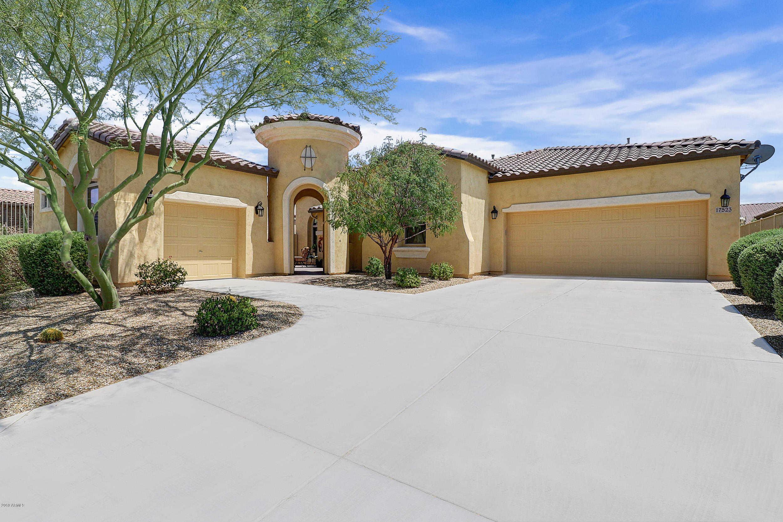 $394,000 - 3Br/3Ba - Home for Sale in Canta Mia Province At Estrella Mountain Ranch Parcel 6, Goodyear