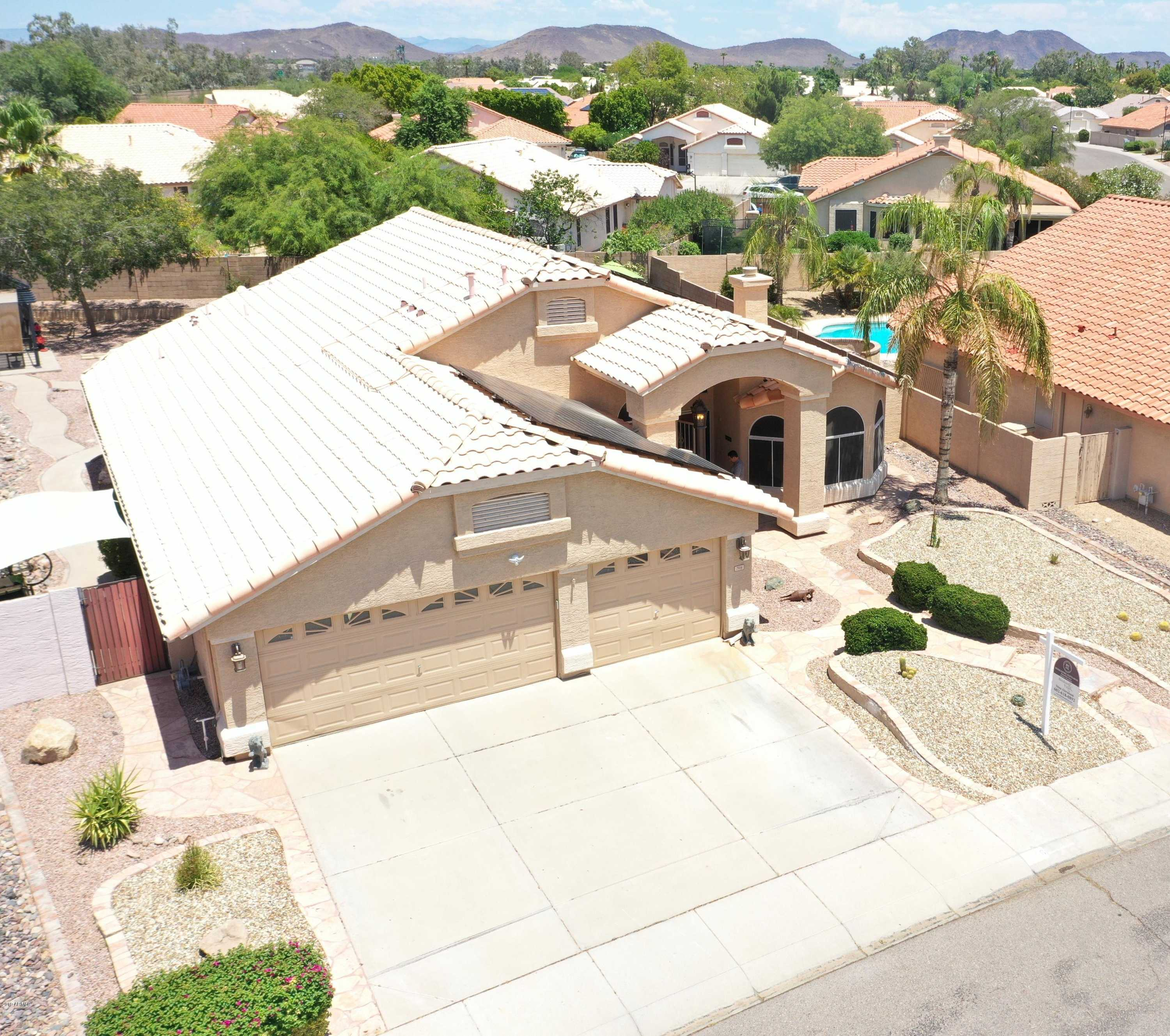 $374,900 - 4Br/2Ba - Home for Sale in Continental At Arrowhead Ranch, Glendale