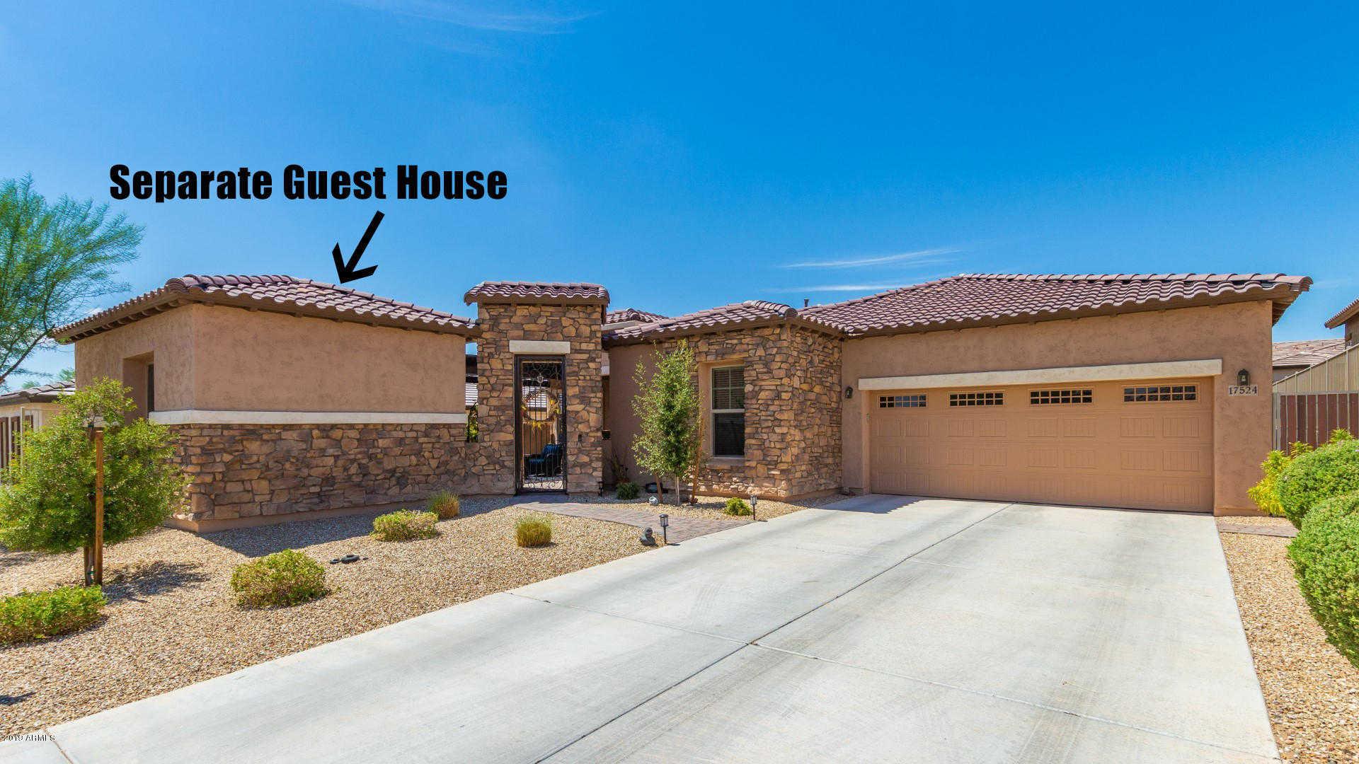 $389,900 - 3Br/4Ba - Home for Sale in Canta Mia Province At Estrella Mountain Ranch Parcel 6, Goodyear