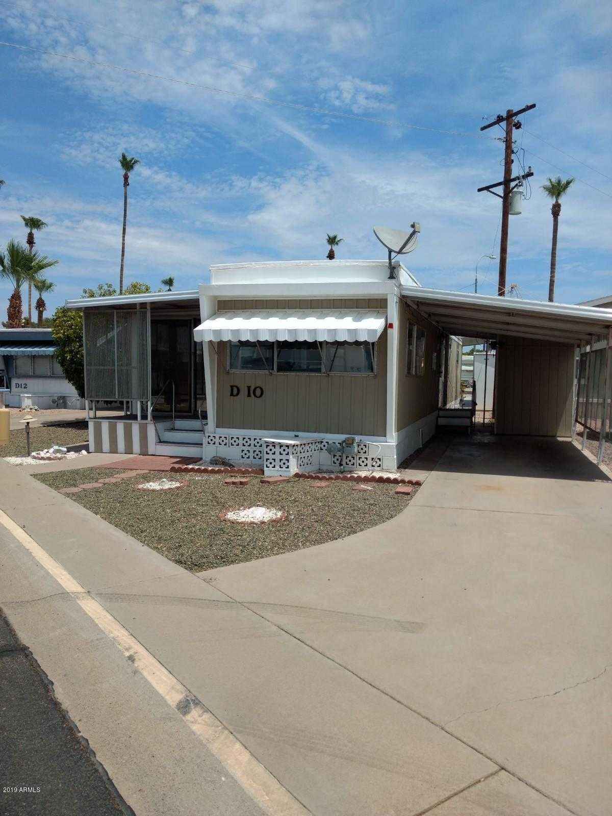 $5,900 - 2Br/1Ba -  for Sale in Trail Riders Ranch, Mesa