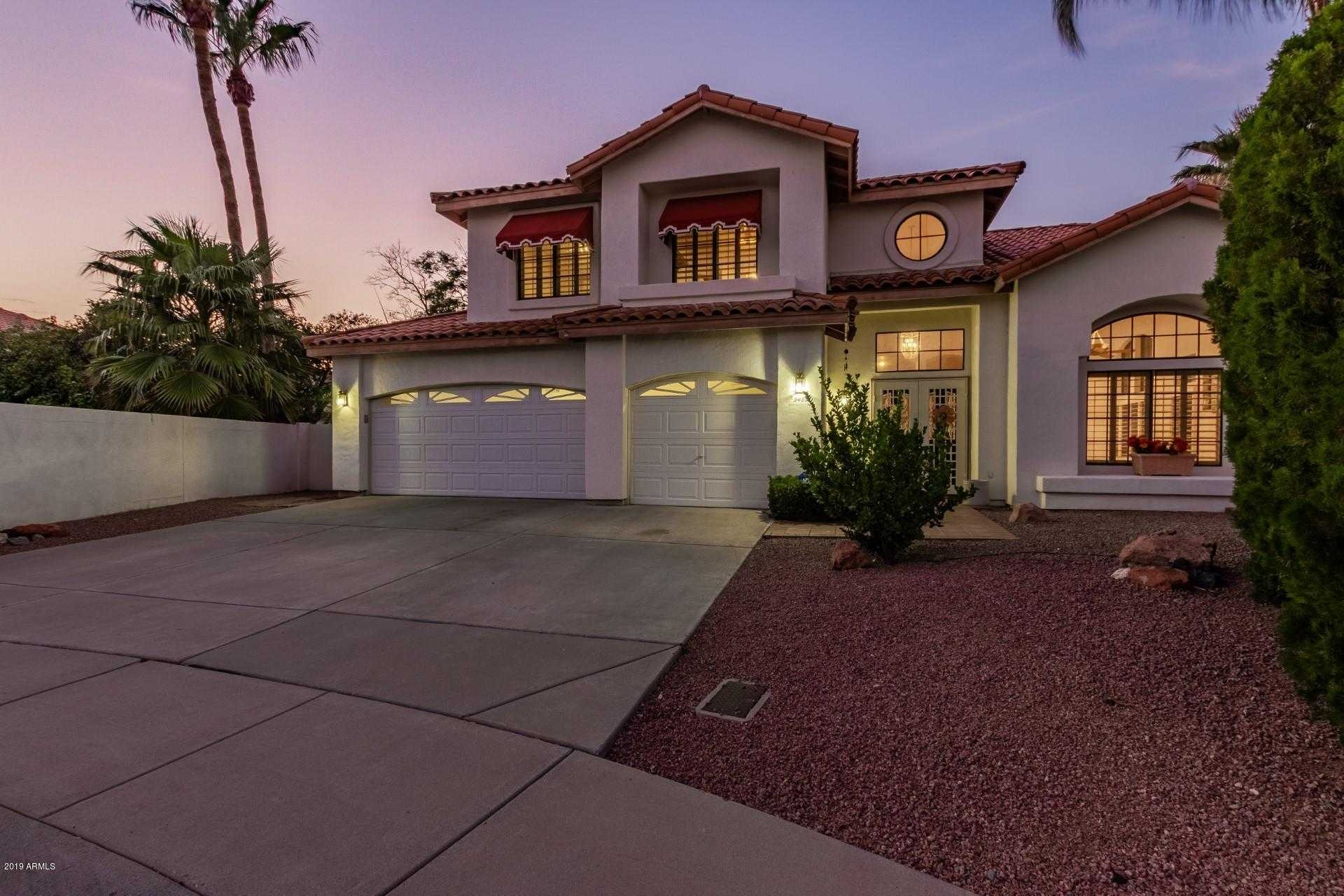 $398,000 - 4Br/3Ba - Home for Sale in Estates At Marshall Ranch, Glendale