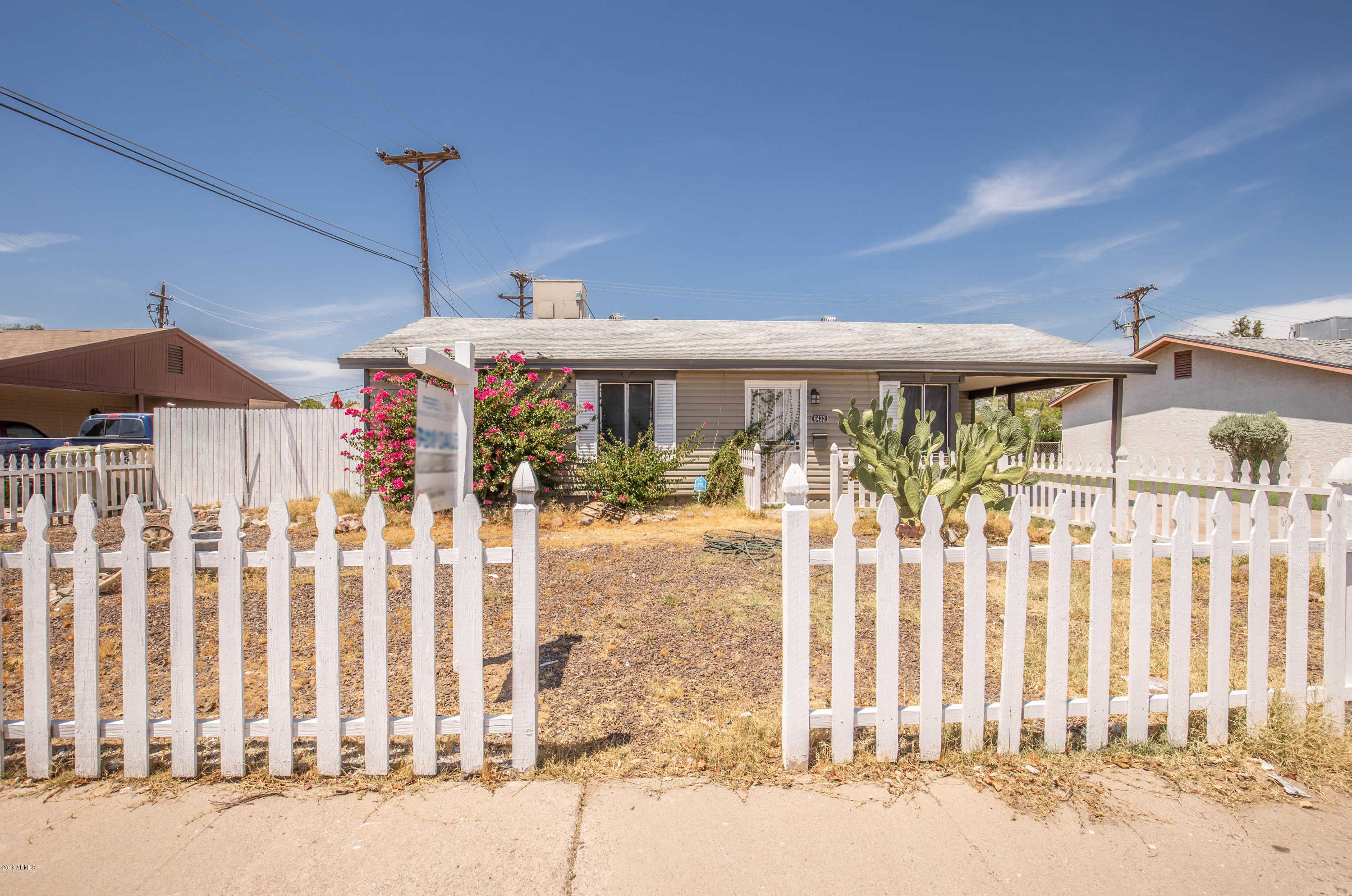 $209,900 - 4Br/3Ba - Home for Sale in Maryvale Terrace 20-a Lts 7490-7494, Glendale