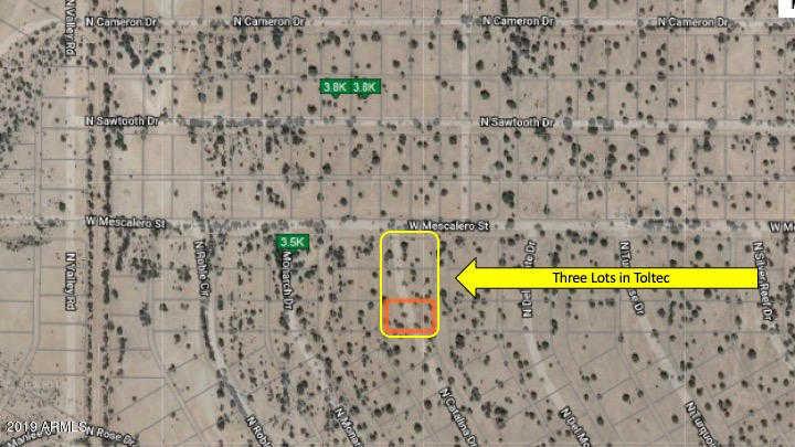 $2,000 - Br/Ba -  for Sale in Toltec/arizona Valley Unit Seventeen, Eloy