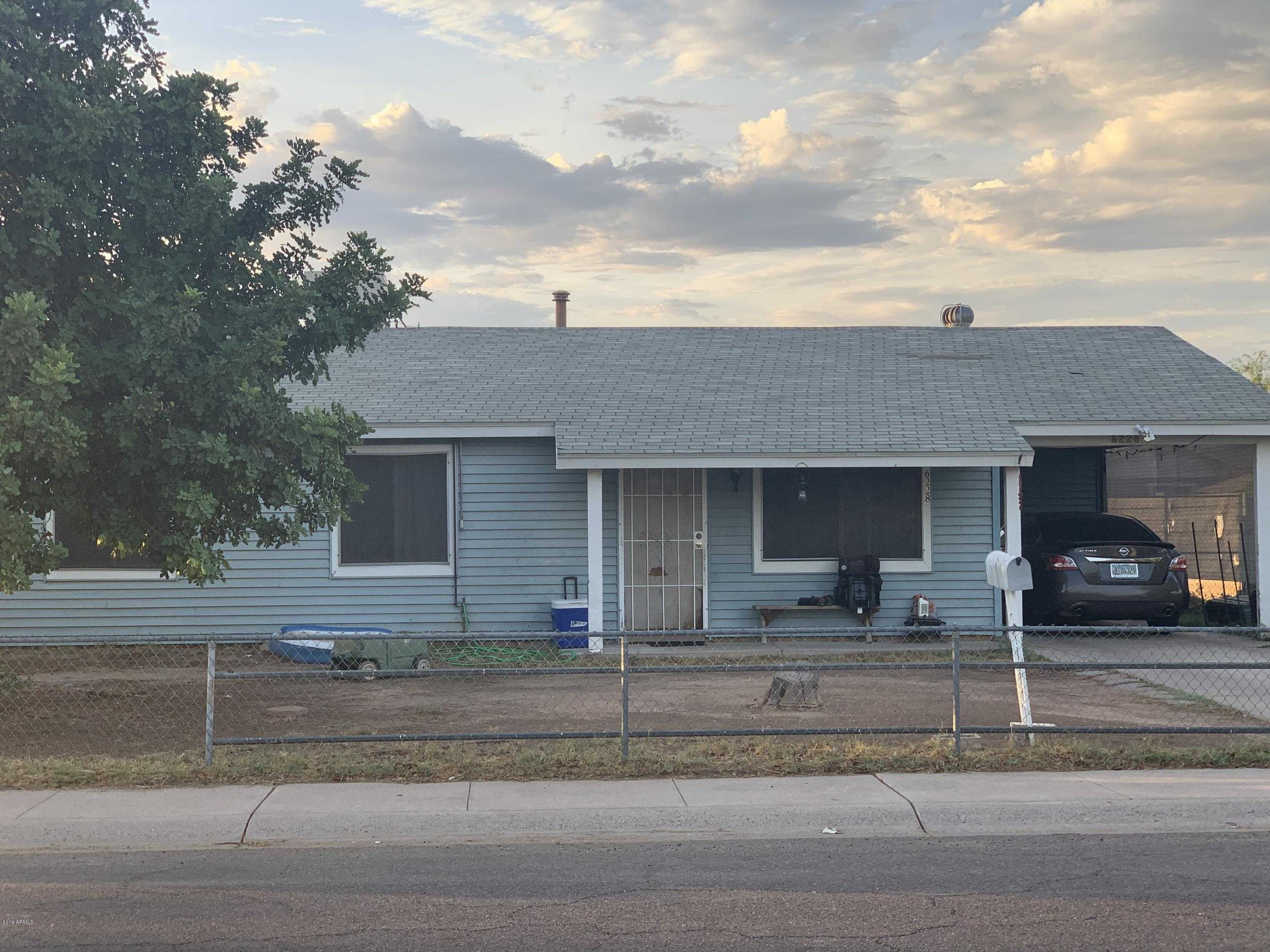 $200,000 - 3Br/2Ba - Home for Sale in Maryvale Terrace 45, Phoenix