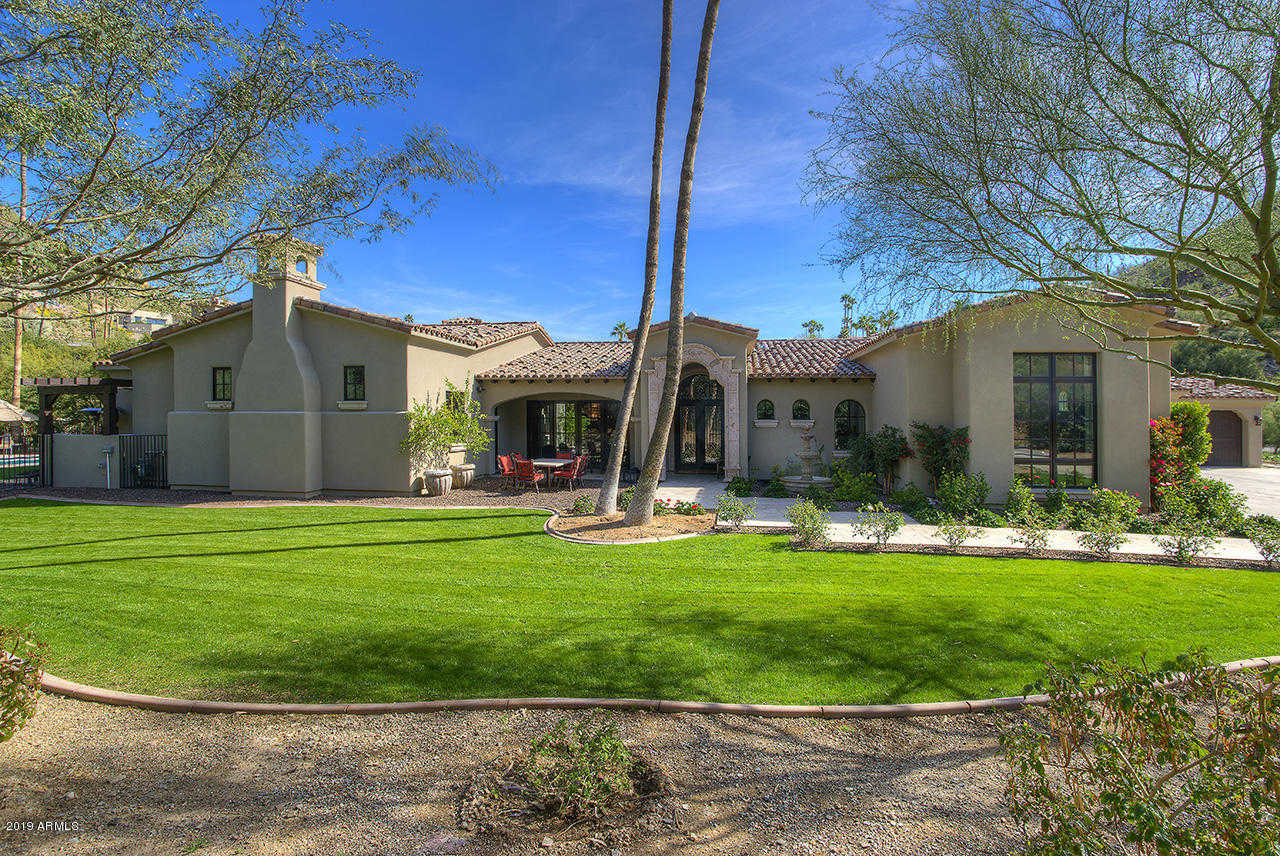 $2,475,000 - 4Br/4Ba - Home for Sale in Clearwater Hills 2 Private Roads, Paradise Valley