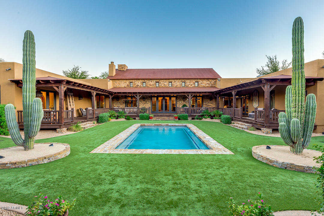 $3,400,000 - 5Br/6Ba - Home for Sale in Sunburst Farms East 6, Paradise Valley