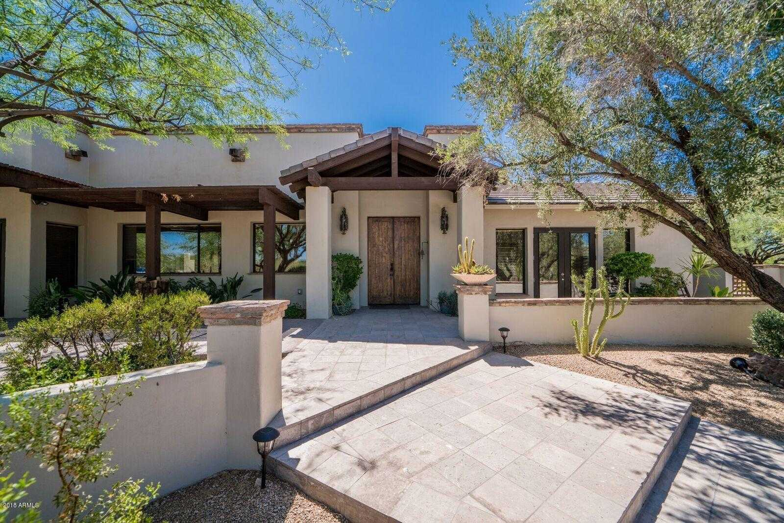 $1,800,000 - 4Br/5Ba - Home for Sale in Bret Hills, Paradise Valley