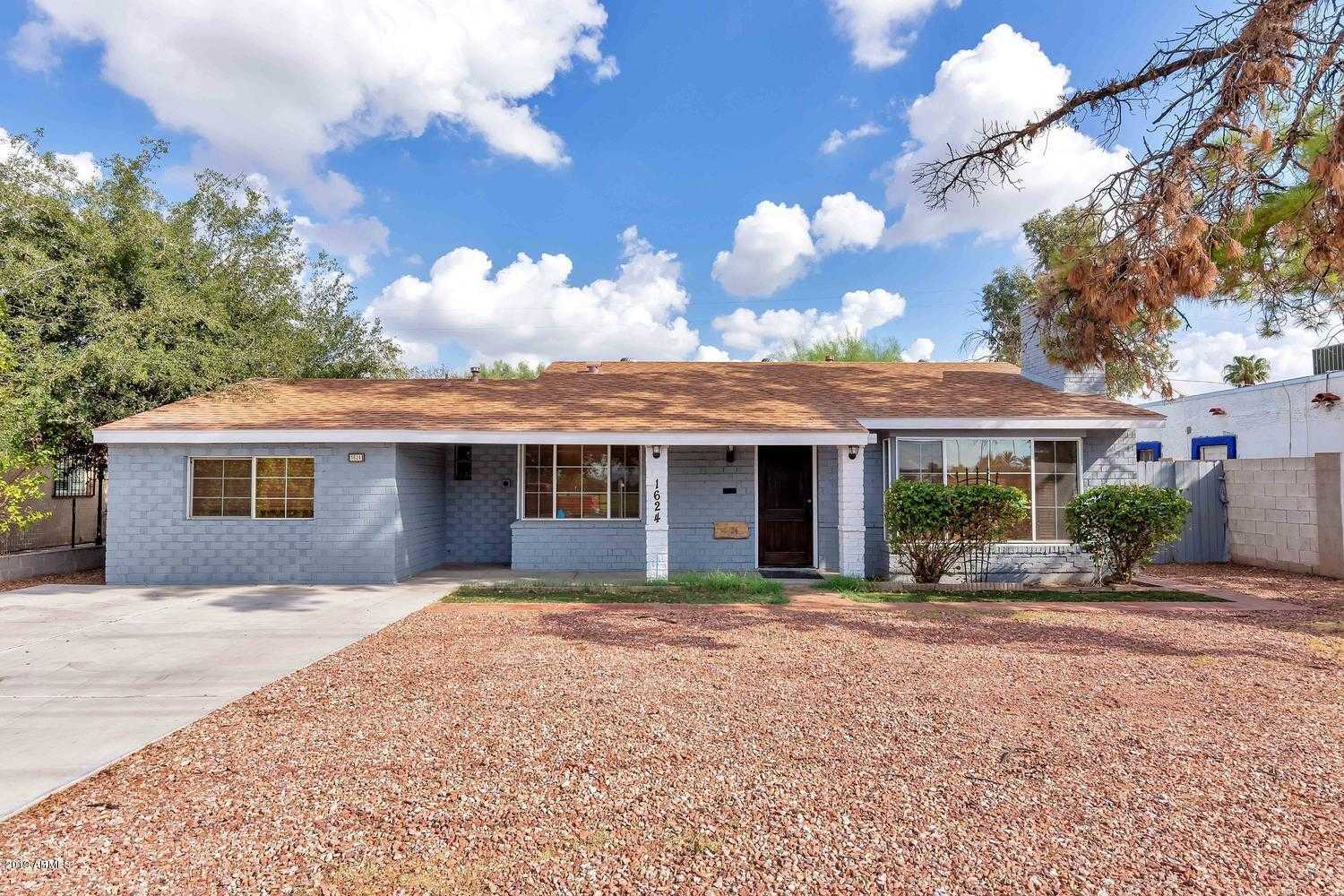 $269,000 - 3Br/1Ba - Home for Sale in North Encanto Park Vista, Phoenix