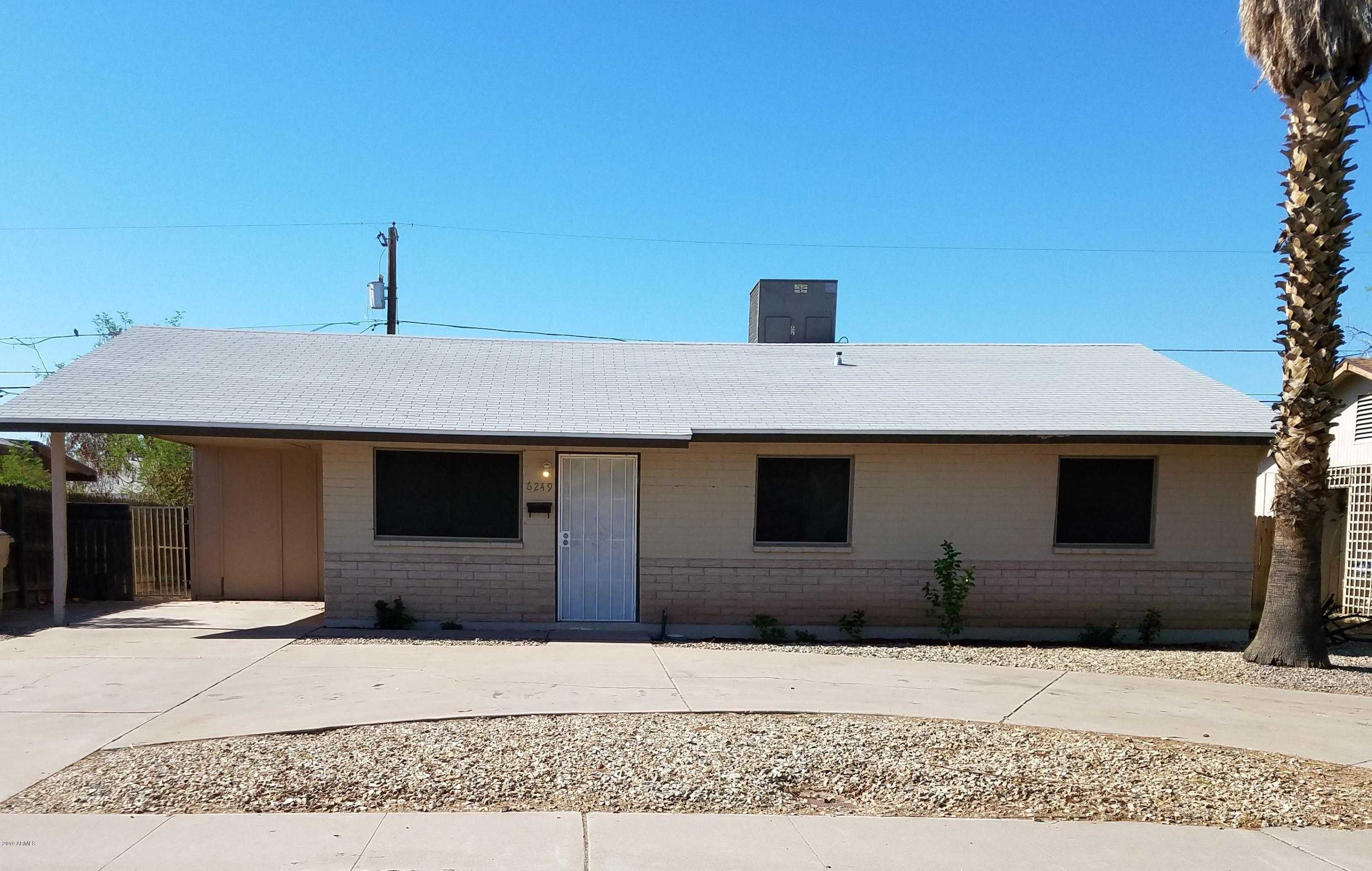 $209,000 - 3Br/2Ba - Home for Sale in Maryvale Terrace 21 Lts 7803-7913 & Tr A, Glendale