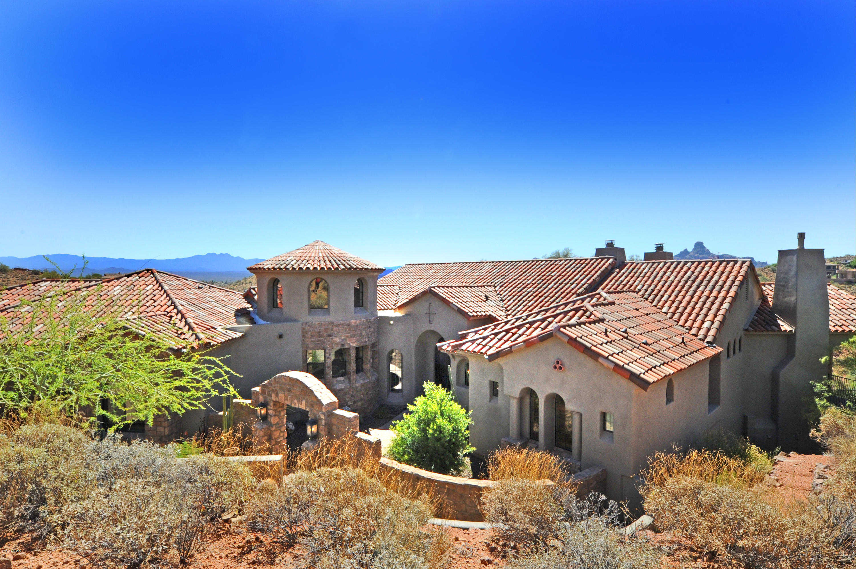 $1,499,000 - 5Br/6Ba - Home for Sale in Firerock Parcel H-1, Fountain Hills