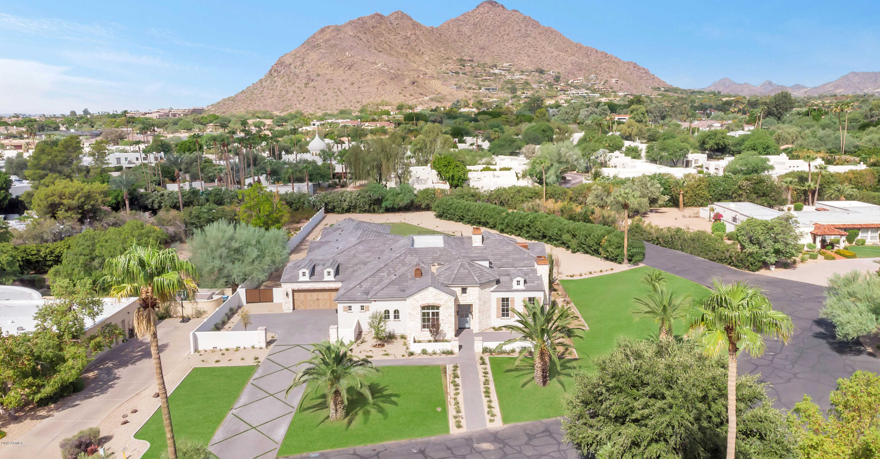 $4,450,000 - 5Br/7Ba - Home for Sale in Casa Blanca Estates Lot 20-37 & Tr A, Paradise Valley