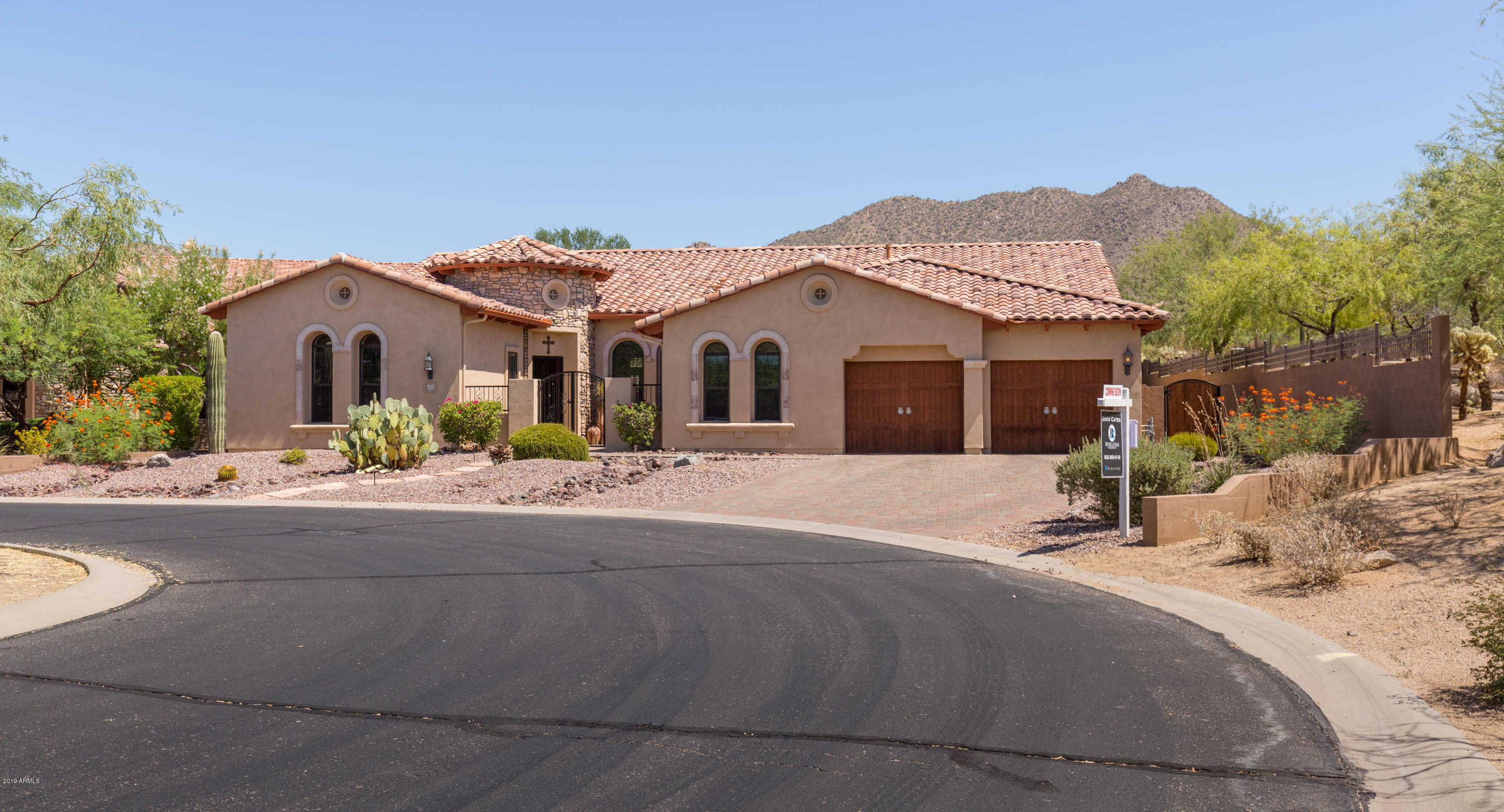 $769,999 - 4Br/4Ba - Home for Sale in Legacy Hills At Las Sendas Mountain Amended, Mesa