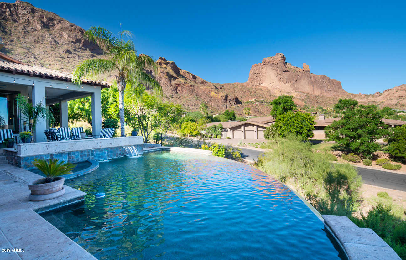 $3,500,000 - 5Br/7Ba - Home for Sale in Stone Canyon East, Paradise Valley