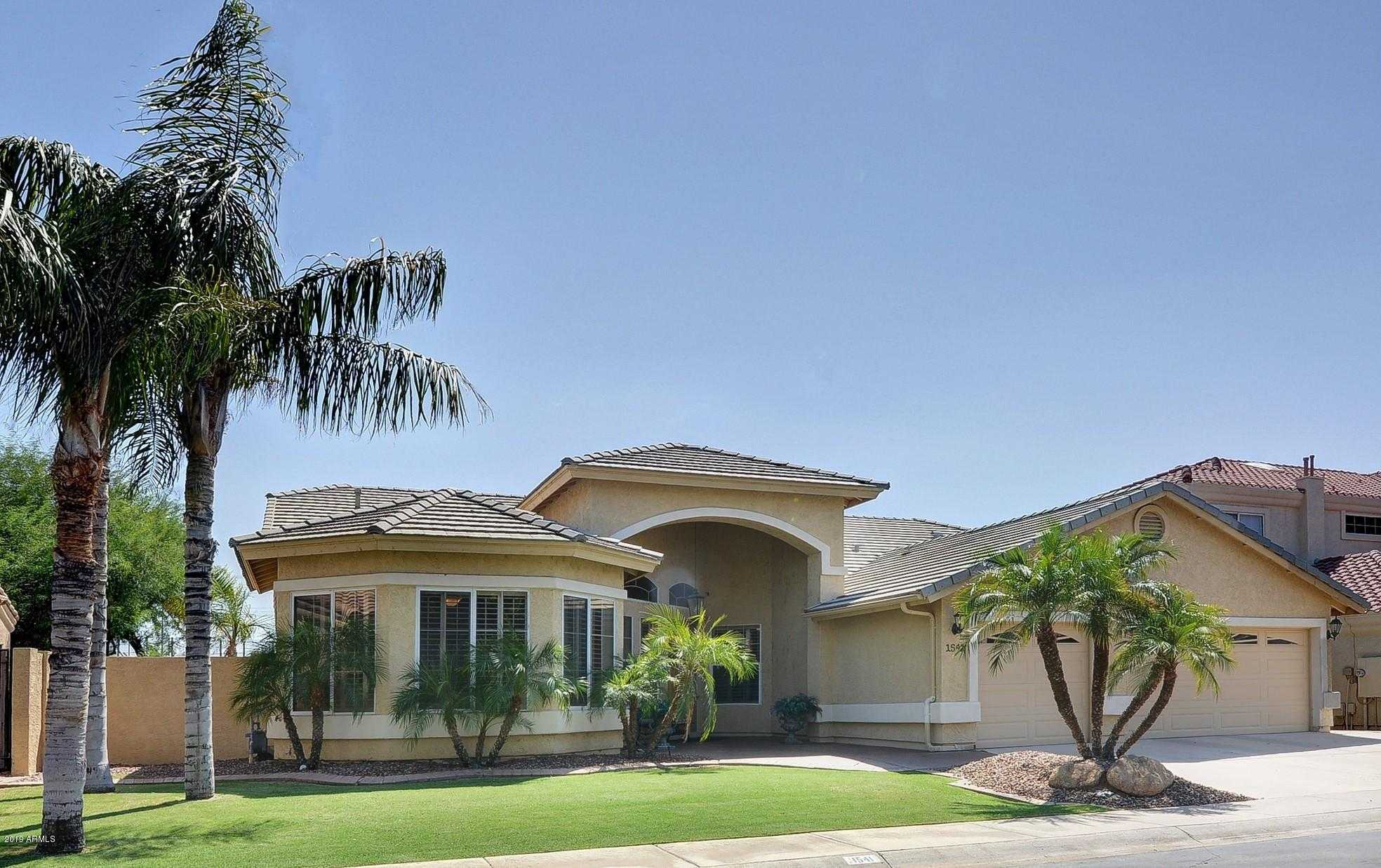 $479,900 - 4Br/3Ba - Home for Sale in Playa Del Rey Amended, Gilbert