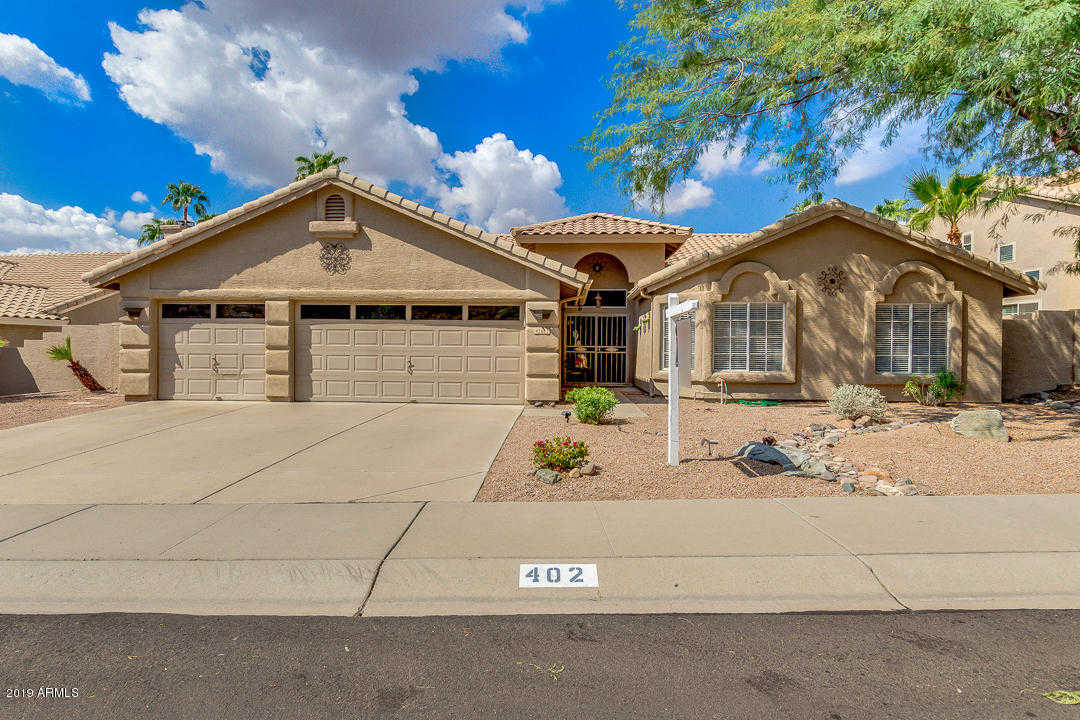 $400,000 - 4Br/2Ba - Home for Sale in Granite Pass At The Foothills, Phoenix