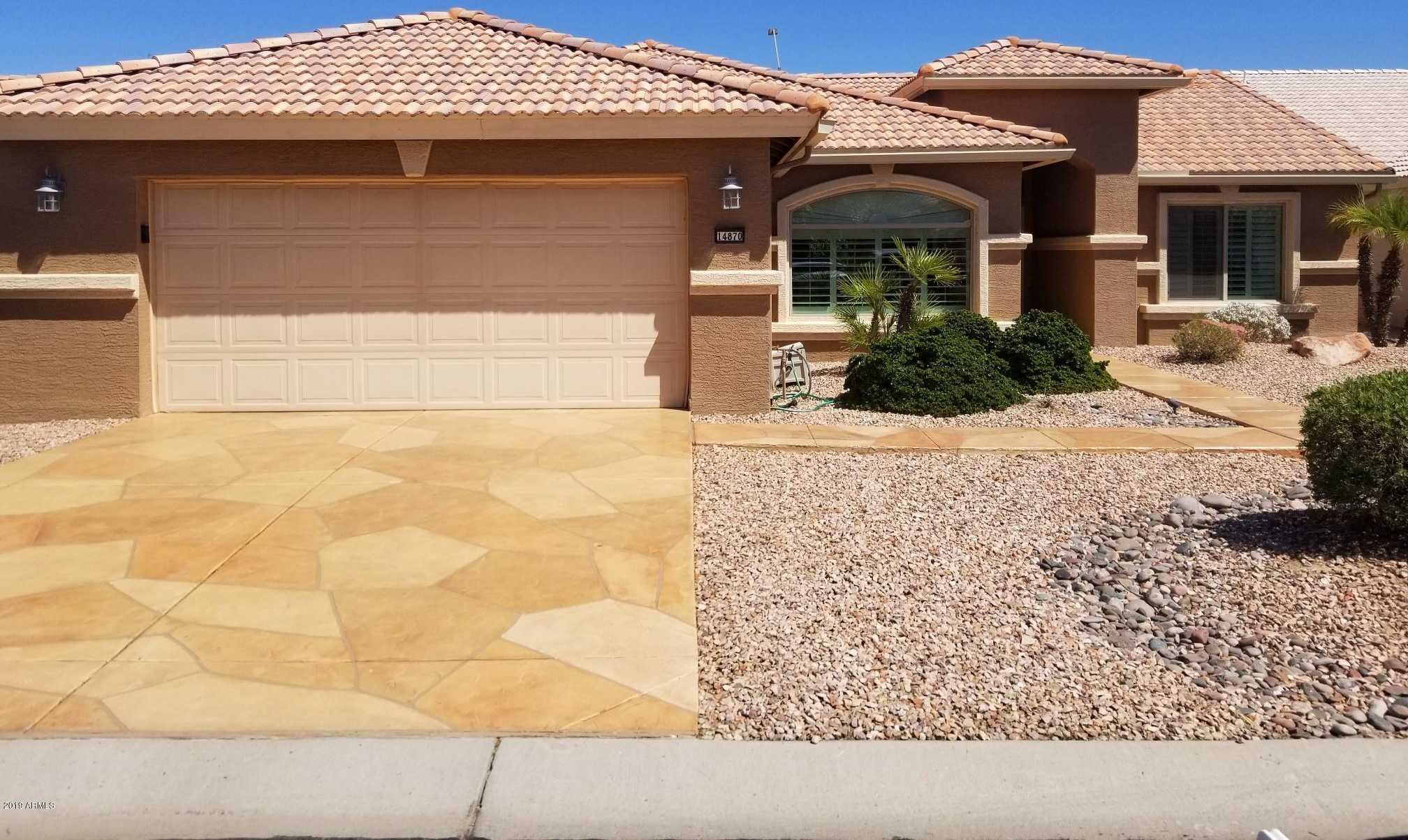 $300,000 - 2Br/2Ba - Home for Sale in Pebblecreek Unit 14, Goodyear