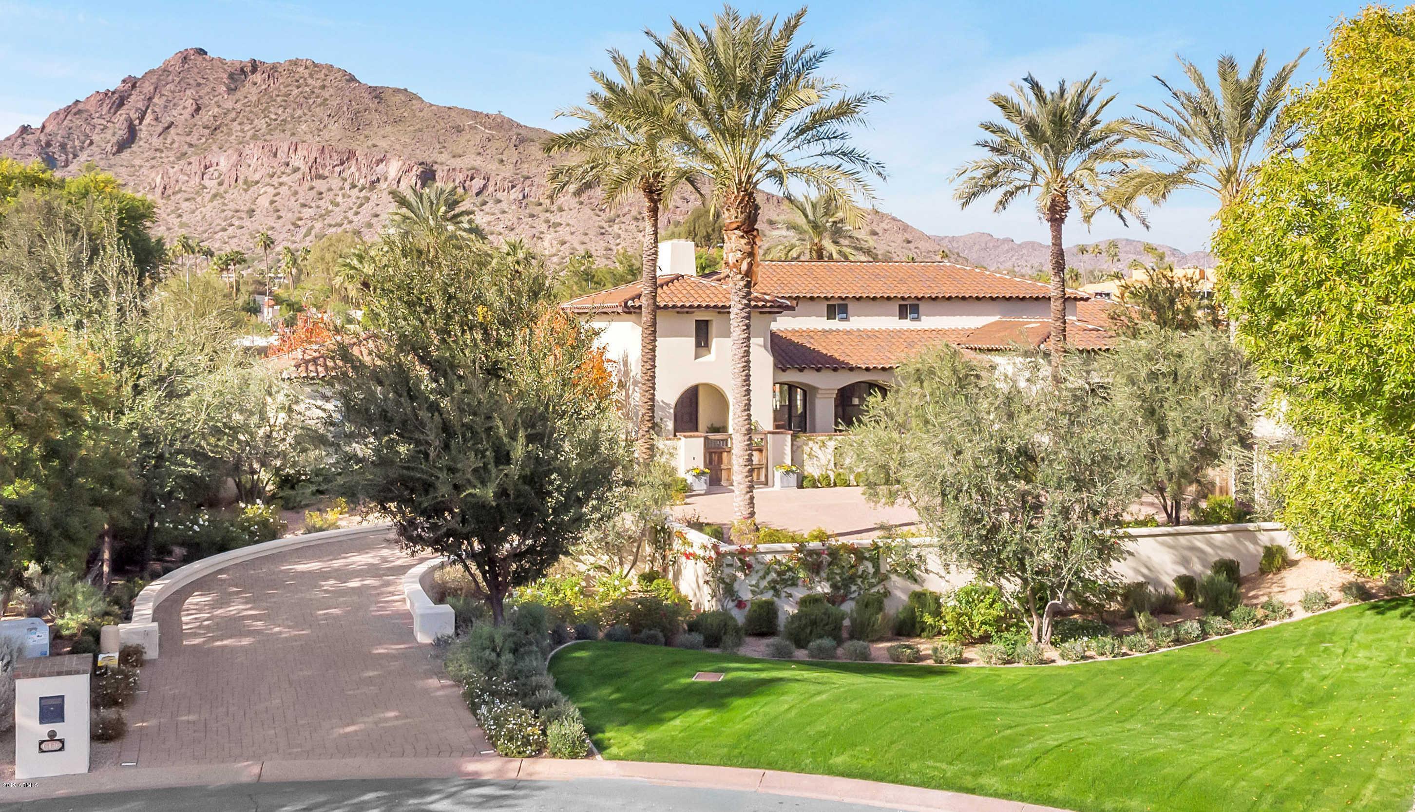 $3,500,000 - 4Br/5Ba - Home for Sale in 6500 Camelback, Scottsdale