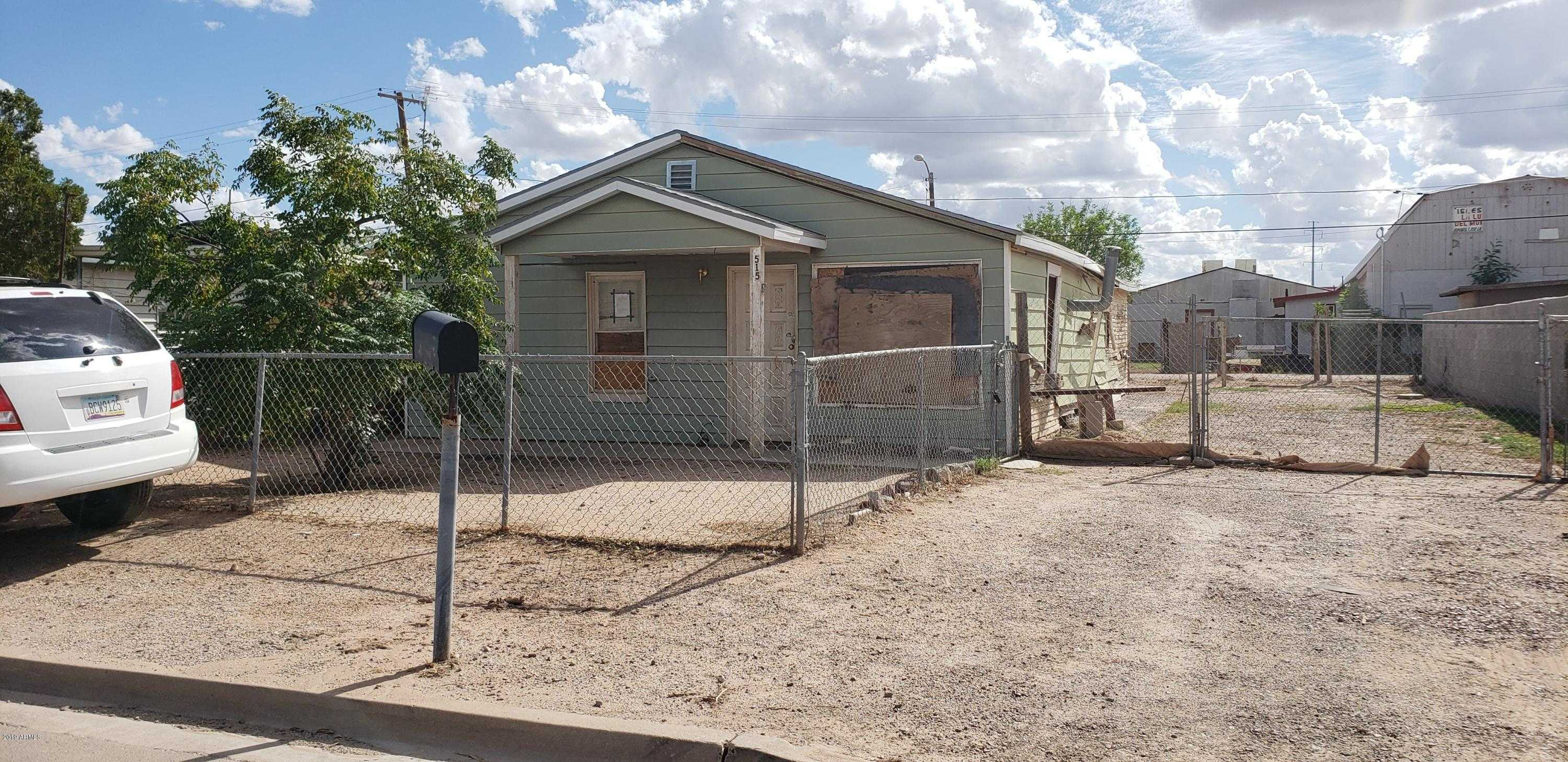$8,500 - 2Br/1Ba - Home for Sale in 3rd Addition To Cotton City, Eloy