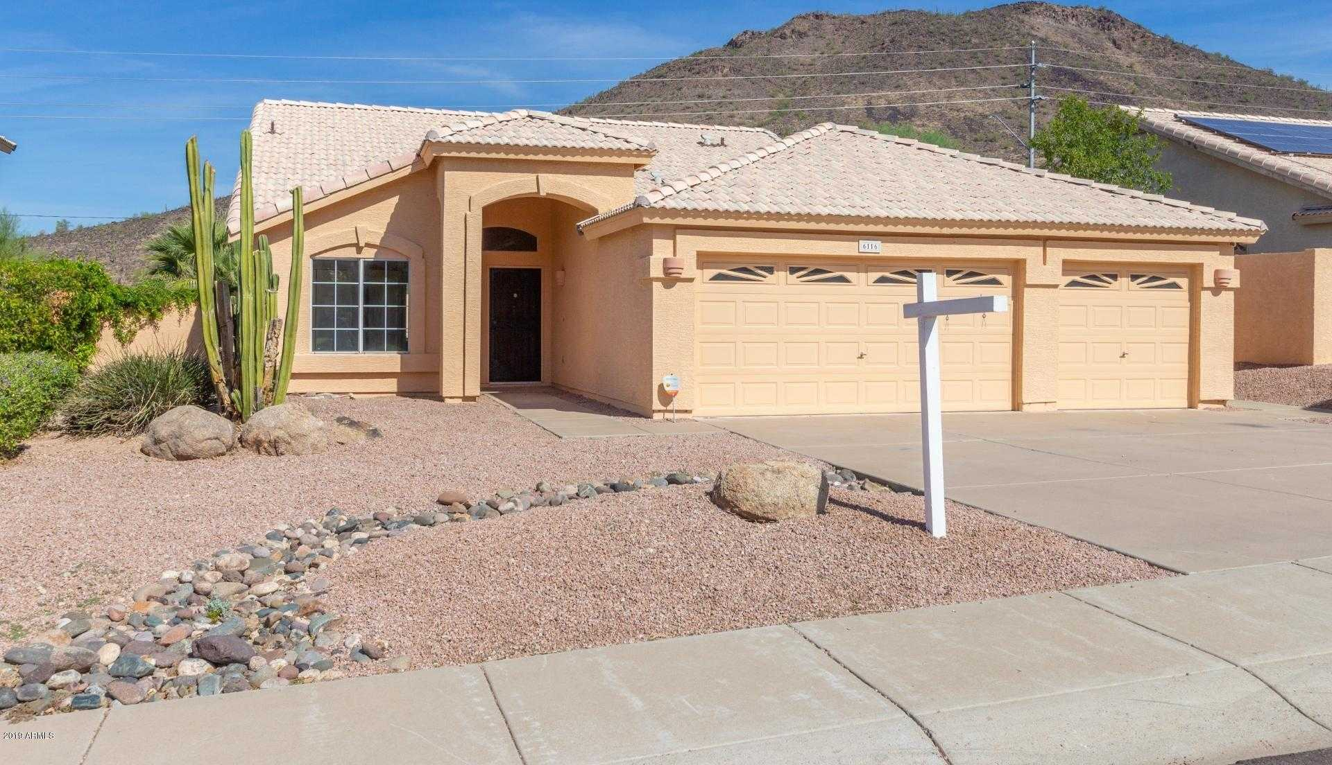 $300,000 - 3Br/2Ba - Home for Sale in Pinnacle Heights 3, Glendale