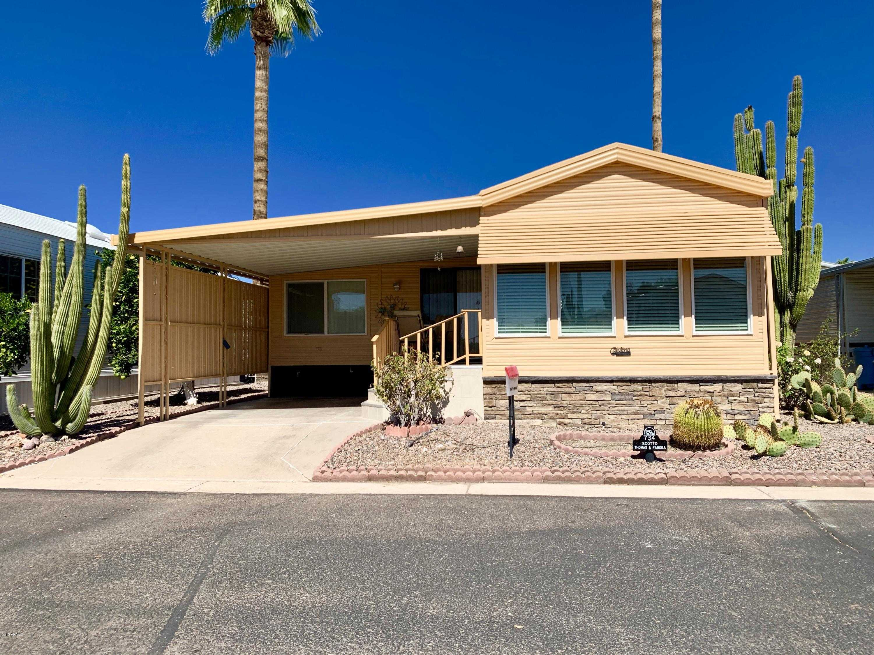 $95,900 - 1Br/1Ba -  for Sale in Carriage Manor Rv Resort Lot 1-901 & Trs, Mesa