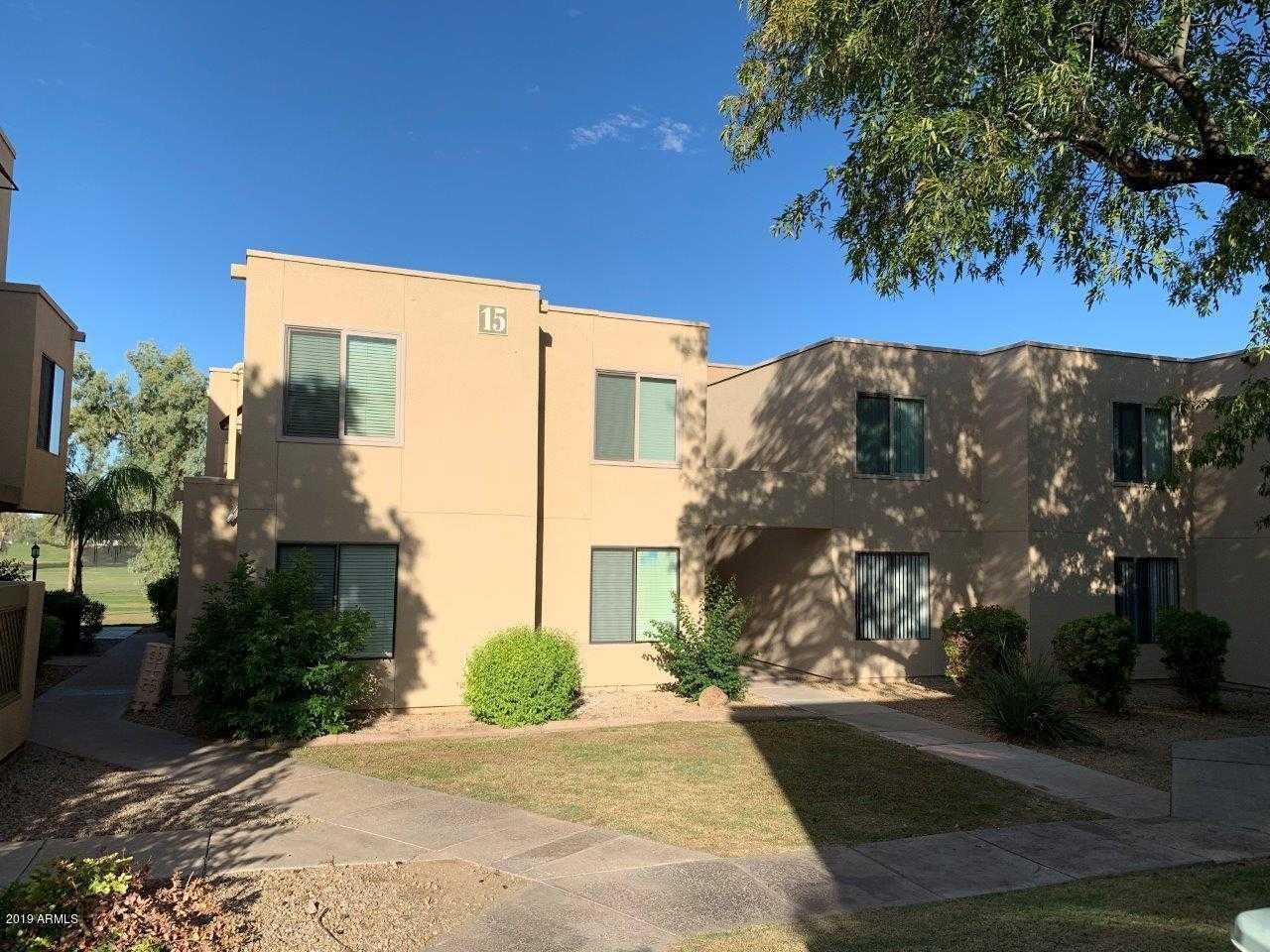 $224,900 - 2Br/1Ba -  for Sale in Sunrise Phase 1 Condominium, Scottsdale