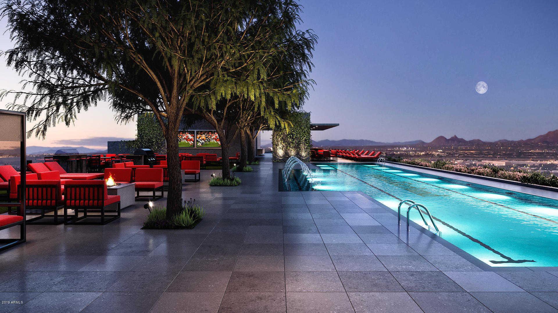 $1,285,000 - 2Br/3Ba -  for Sale in Optima Kierland Center 7180 Condominium Amd, Scottsdale