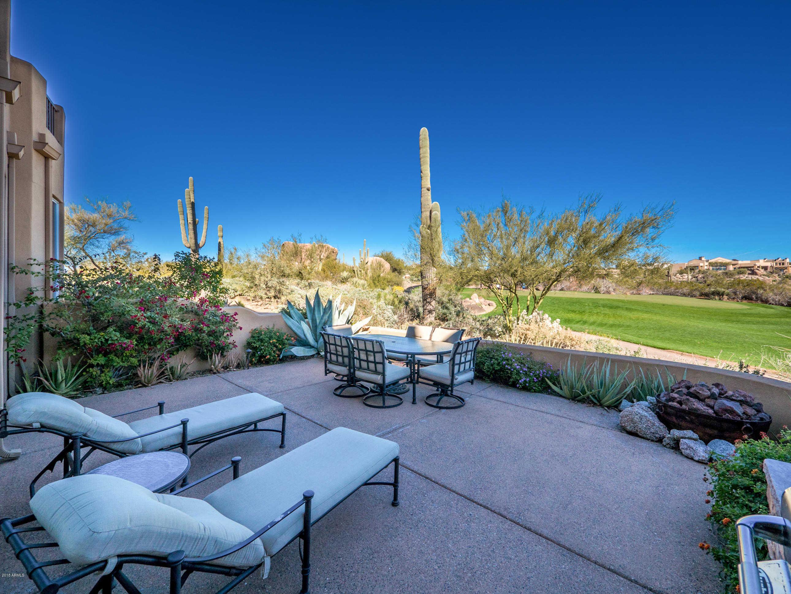 $510,000 - 2Br/3Ba -  for Sale in Stonedge At Troon North Condominium, Scottsdale