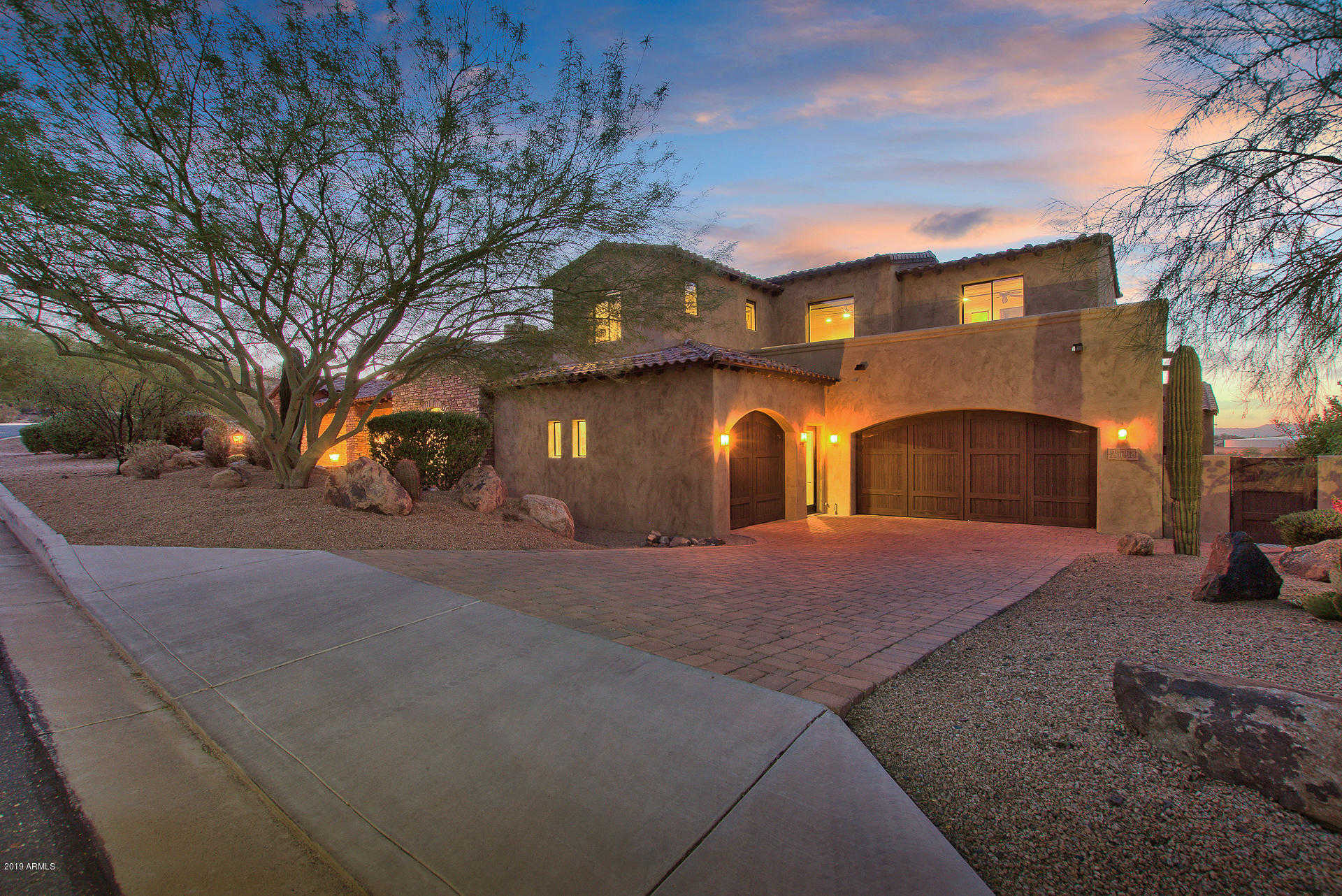 $1,150,000 - 4Br/5Ba - Home for Sale in Sonoran Mountain Ranch Parcel 12, Peoria