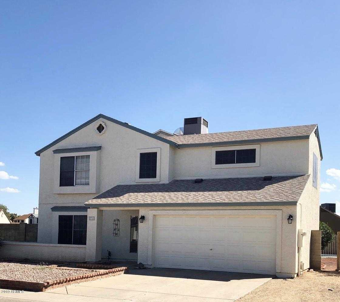 $305,000 - 4Br/3Ba - Home for Sale in Overland Trail Four Mcr 287-36, Glendale
