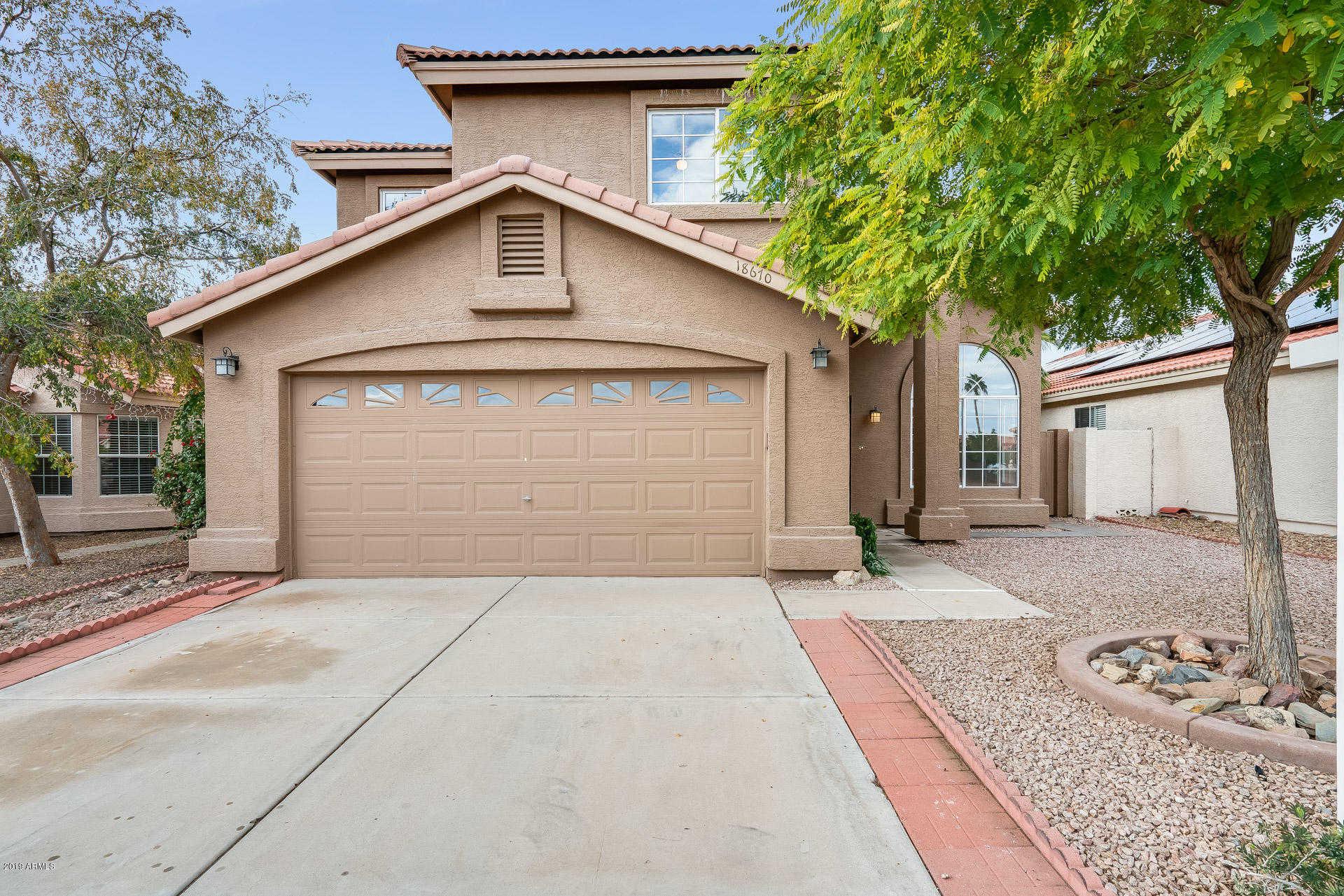 $299,900 - 4Br/3Ba - Home for Sale in Arrowhead Ranch 12 Amd Lt 1-170 Tr A-c, Glendale