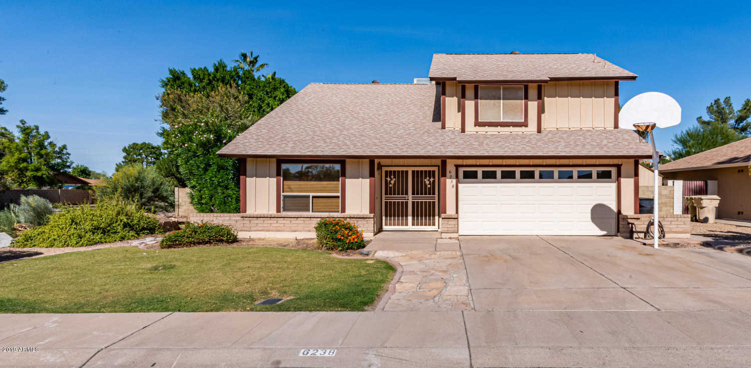 $315,000 - 4Br/3Ba - Home for Sale in Copperwood Unit 2 Lot 83-198, Glendale