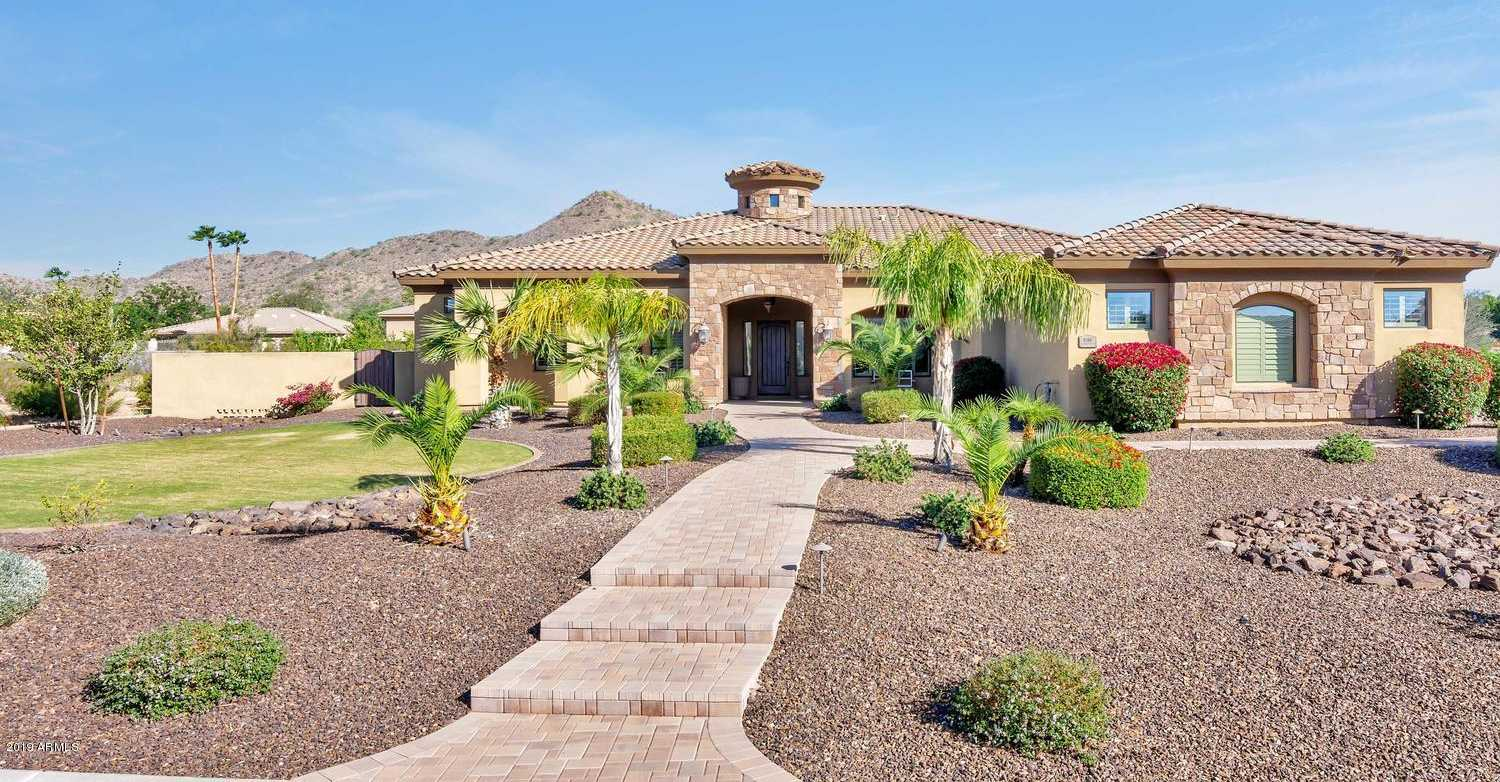 $1,274,900 - 5Br/4Ba - Home for Sale in Summit At Sunrise Mountain, Peoria