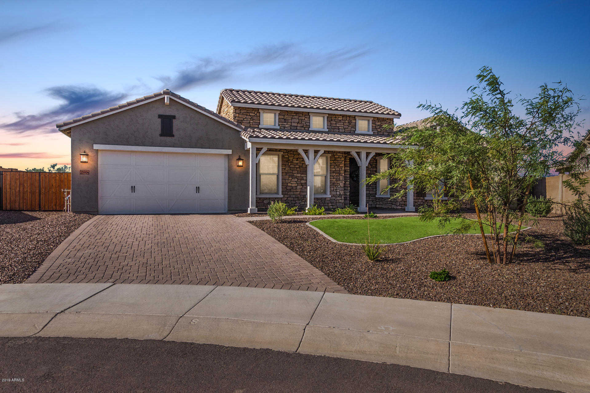 $753,500 - 4Br/4Ba - Home for Sale in Querencia Phase 2, Peoria