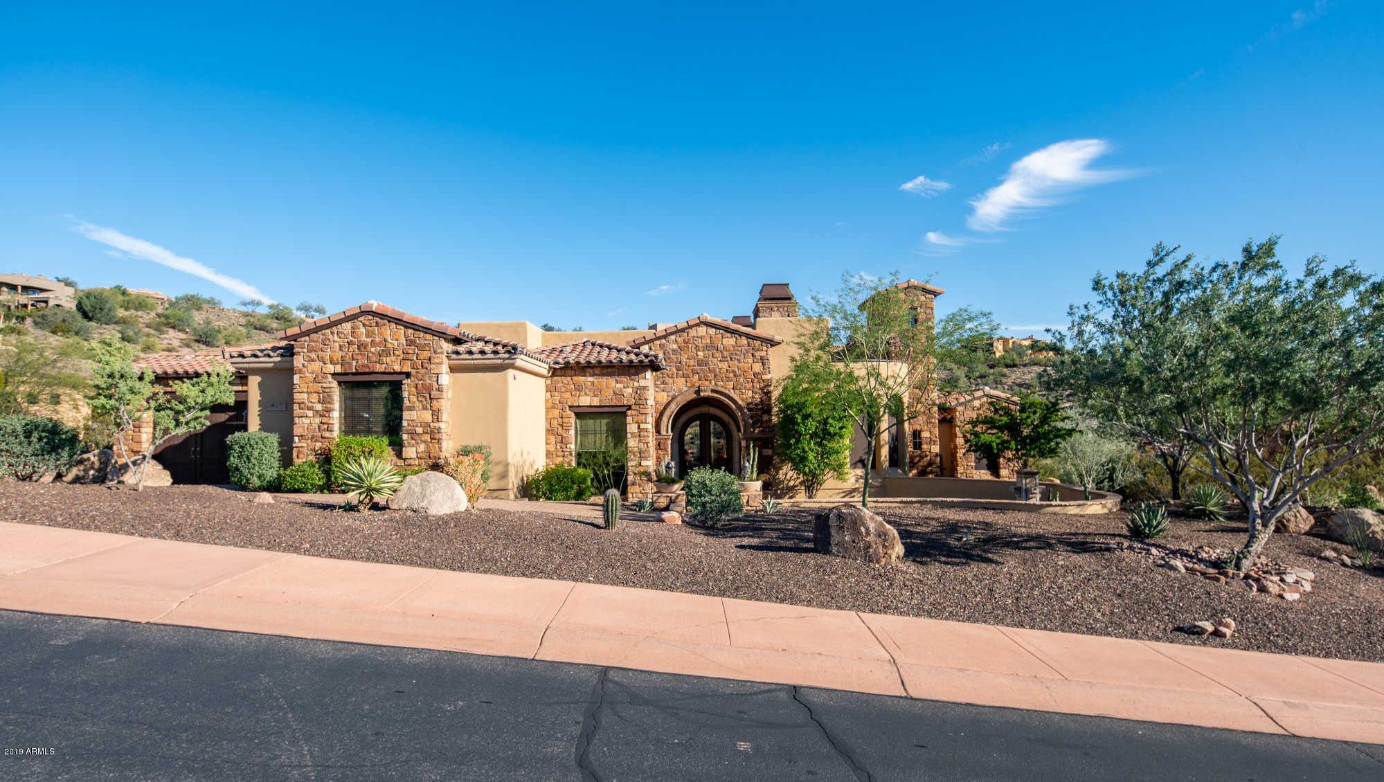 $1,549,900 - 4Br/6Ba - Home for Sale in Firerock Parcel L-2, Fountain Hills