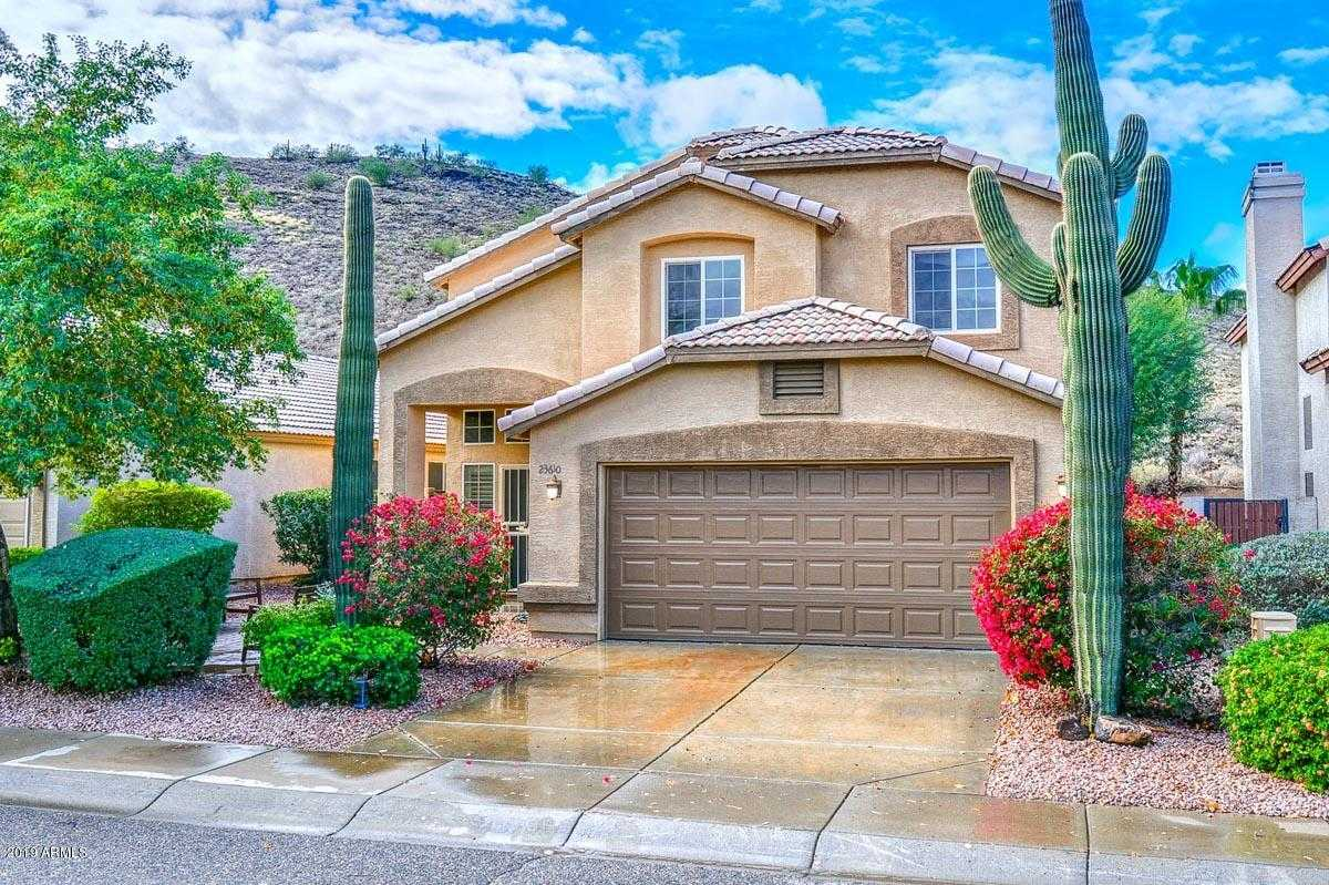 $340,000 - 4Br/3Ba - Home for Sale in Pinnacle Hill Lot 1-259 Tr A-o, Glendale