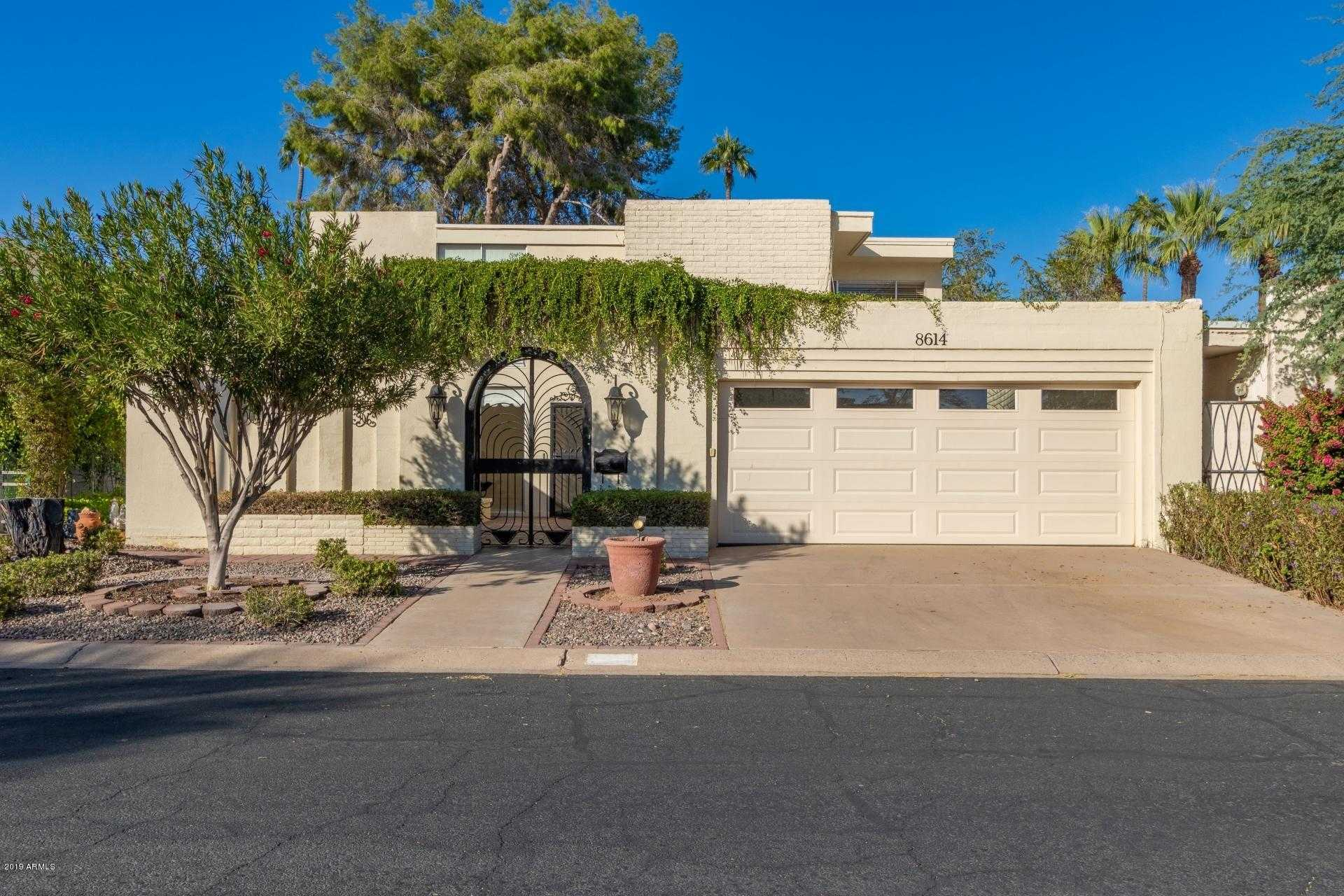 $500,000 - 3Br/2Ba - Home for Sale in Sands East Townhouses, Scottsdale