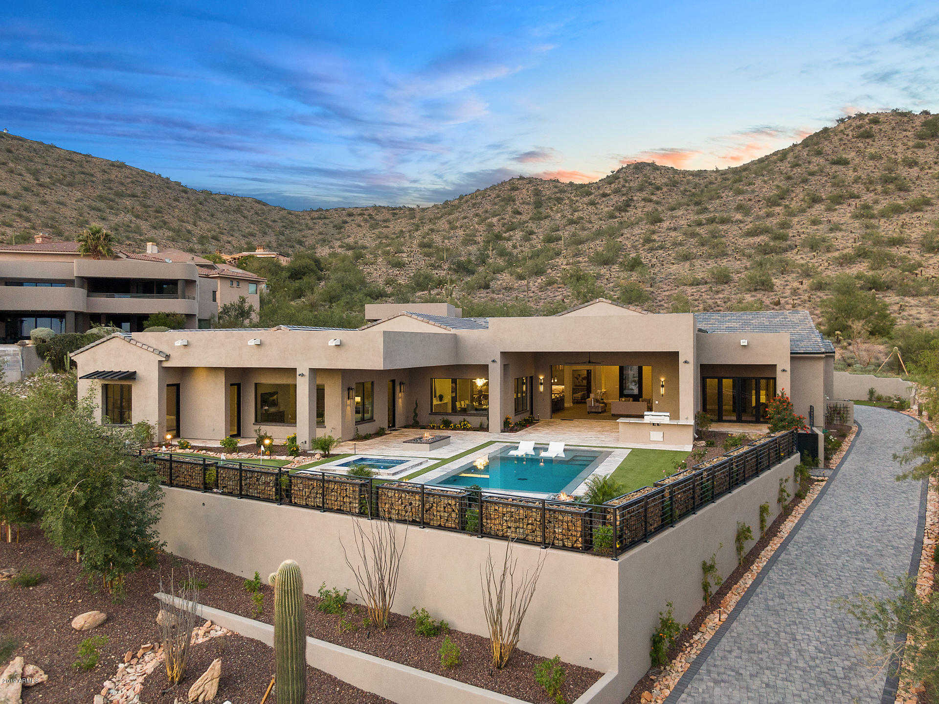 $3,750,000 - 5Br/6Ba - Home for Sale in Ancala East Phase One, Scottsdale