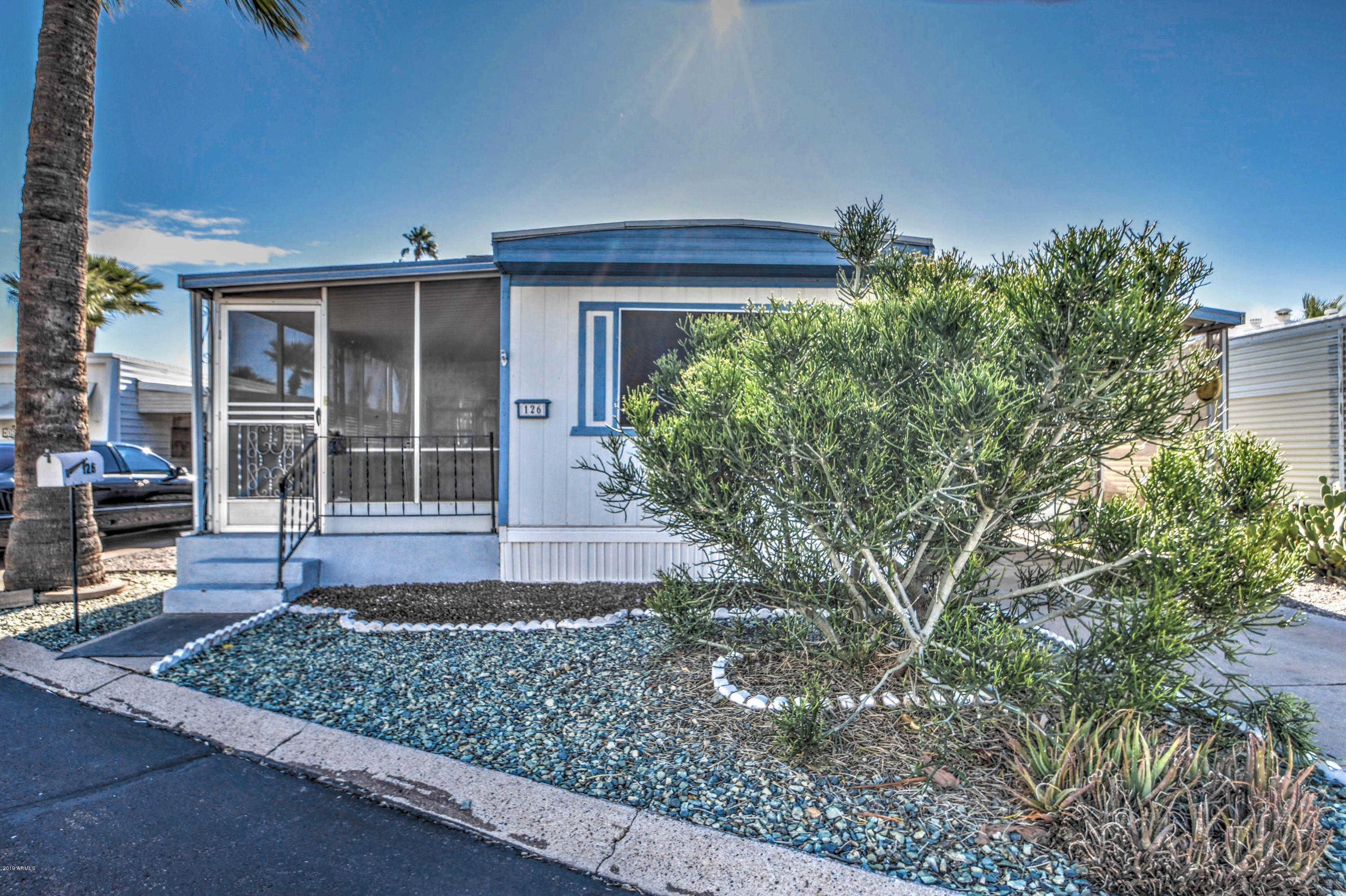 $15,900 - 2Br/1Ba -  for Sale in Riviera Mobile Home Park, Scottsdale
