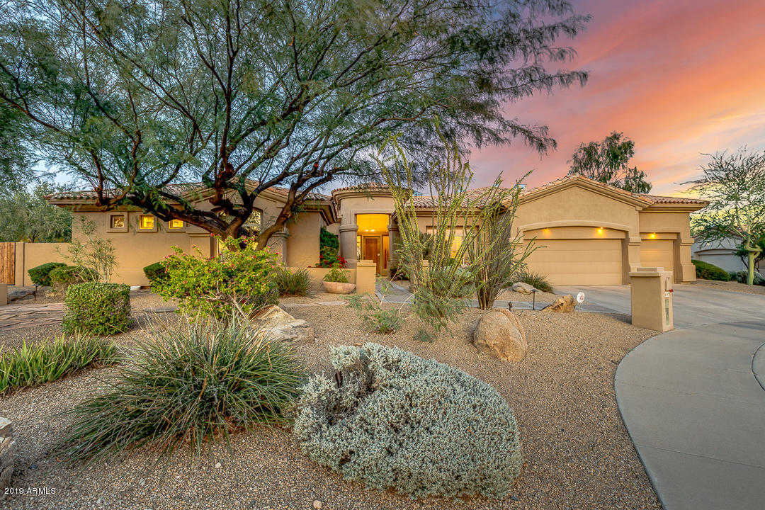 $999,998 - 5Br/4Ba - Home for Sale in Canyon Ridge Replat, Scottsdale
