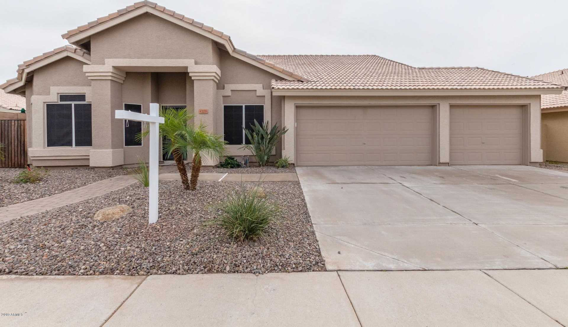 $379,000 - 4Br/2Ba - Home for Sale in Pinnacle Peak Crossing Lot 1-225 Tr A-i, Glendale
