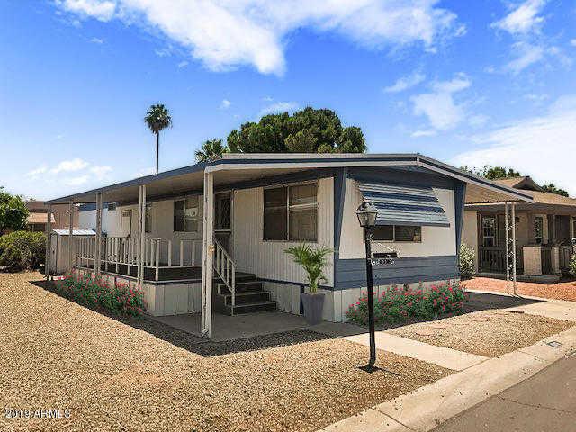 $12,900 - 2Br/1Ba -  for Sale in Casa Del Sol West, A 55+ Community, Peoria